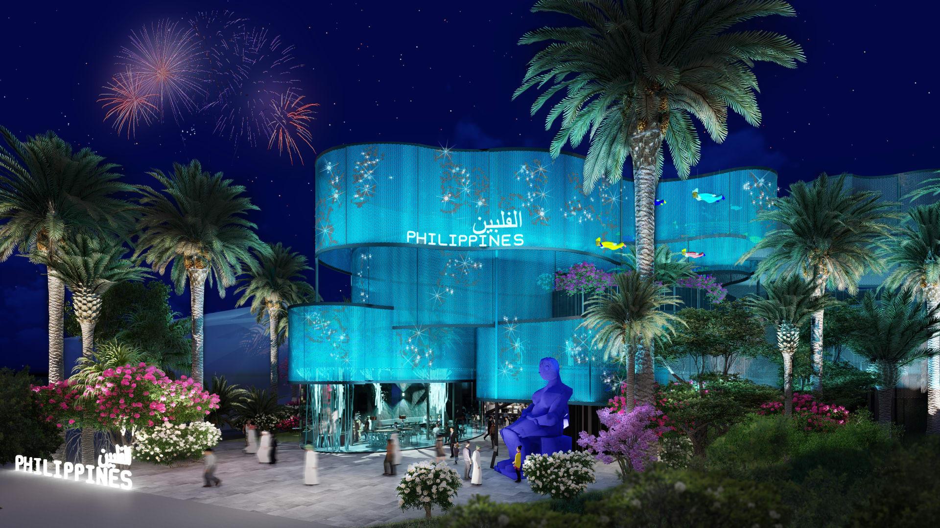 هيكل يجسد الشعاب المرجانية.. هذا ما ستجده بجناح الفلبين في إكسبو 2020 دبي