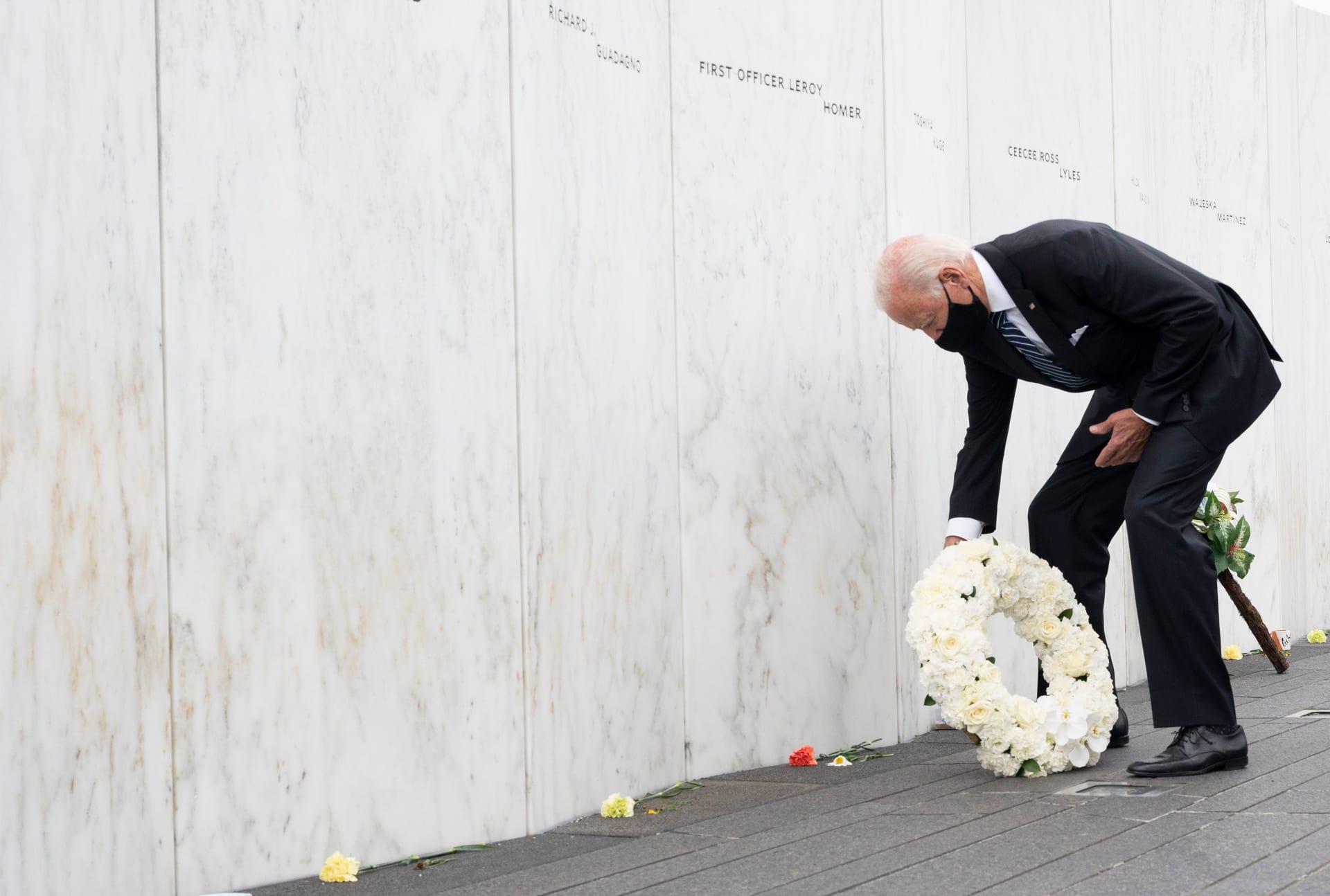 النص الكامل لرسالة عائلات ضحايا 11 سبتمبر إلى بايدن حول الوثائق السرية والسعودية