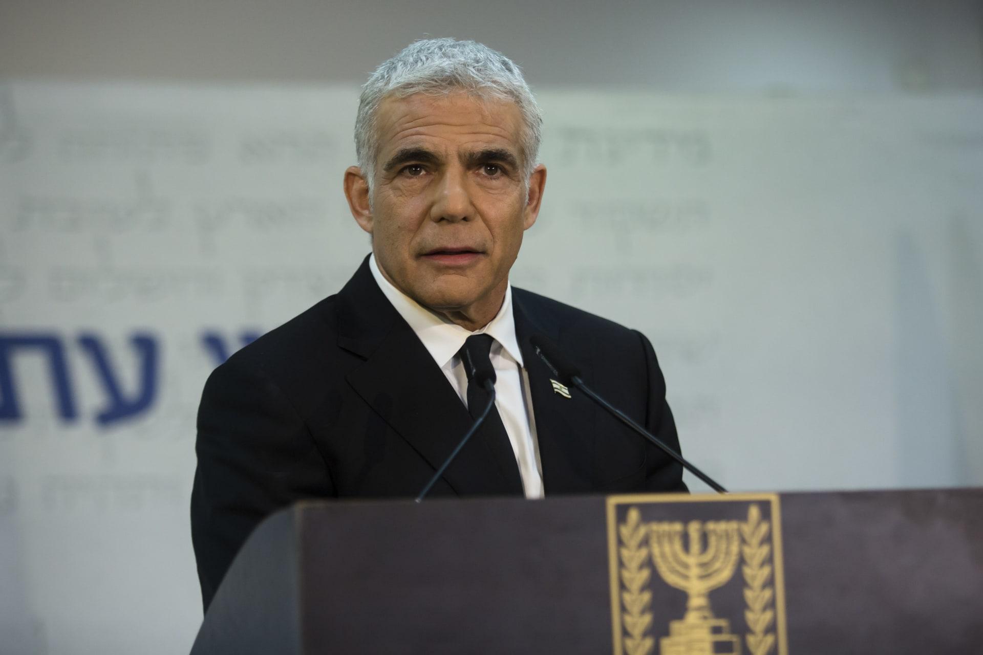"""الأولى منذ اتفاق السلام.. زيارة """"تاريخية"""" لوزير الخارجية الإسرائيلي إلى المغرب"""