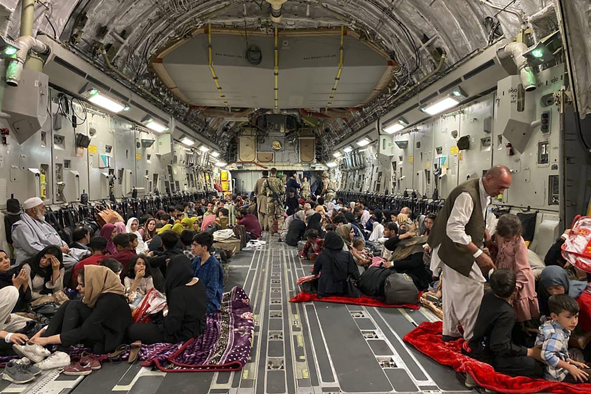 الأردن يتفق مع أمريكا على المشاركة في عمليات الإجلاء من أفغانستان