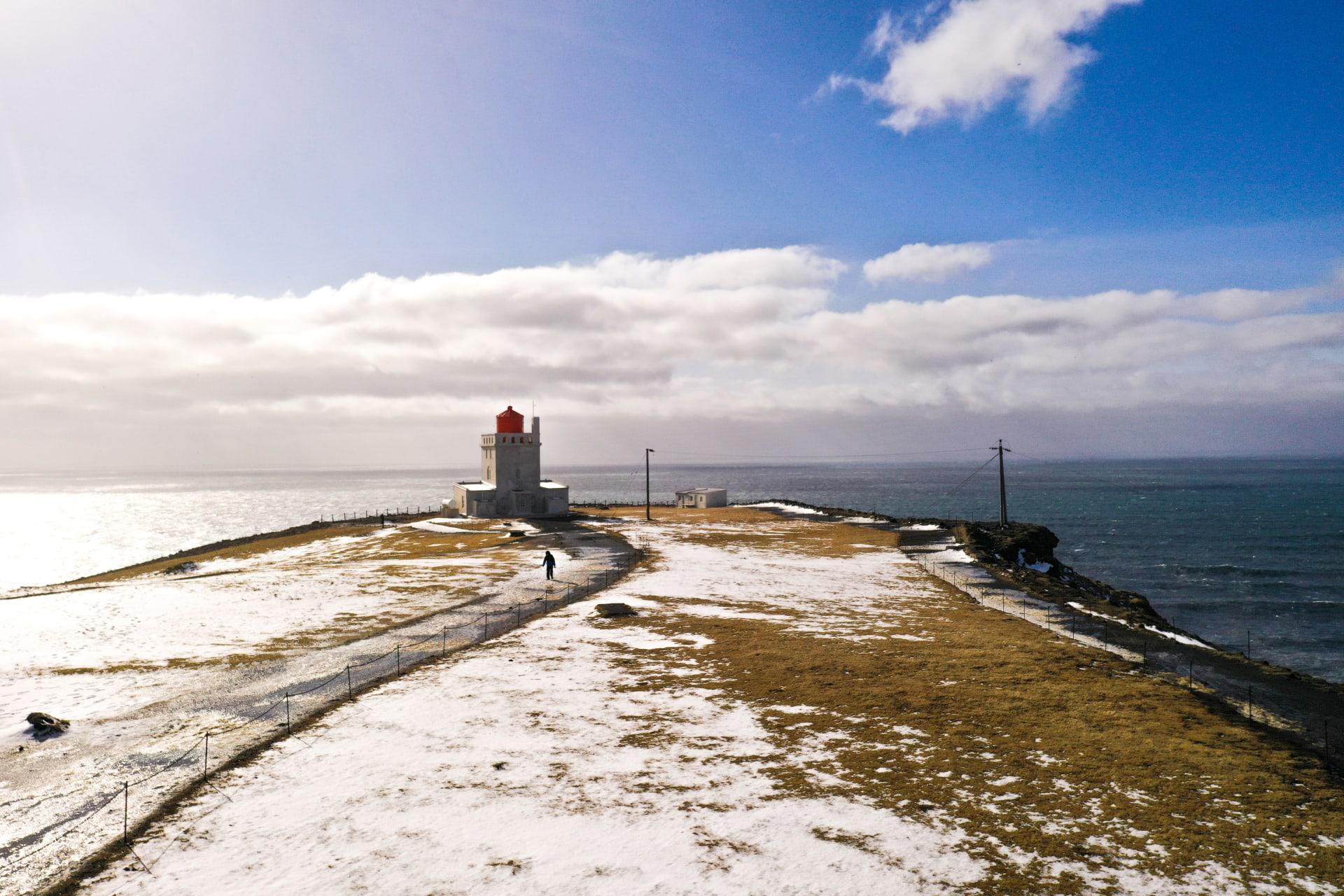 من شلالاتها لرمالها السوداء.. مصري يوثق سحر أيسلندا من الجو في مقارنة بصرية ساحرة
