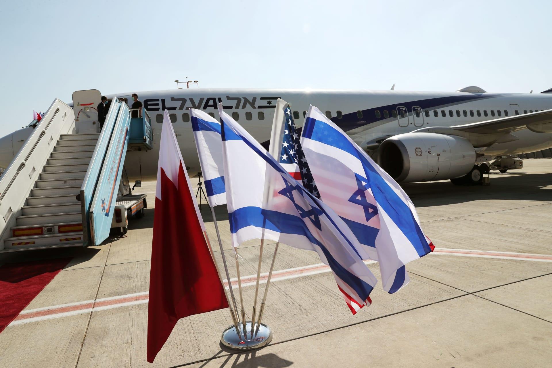 سفير البحرين في تل أبيب يوجه رسالة للحكومة والشعب الإسرائيلي