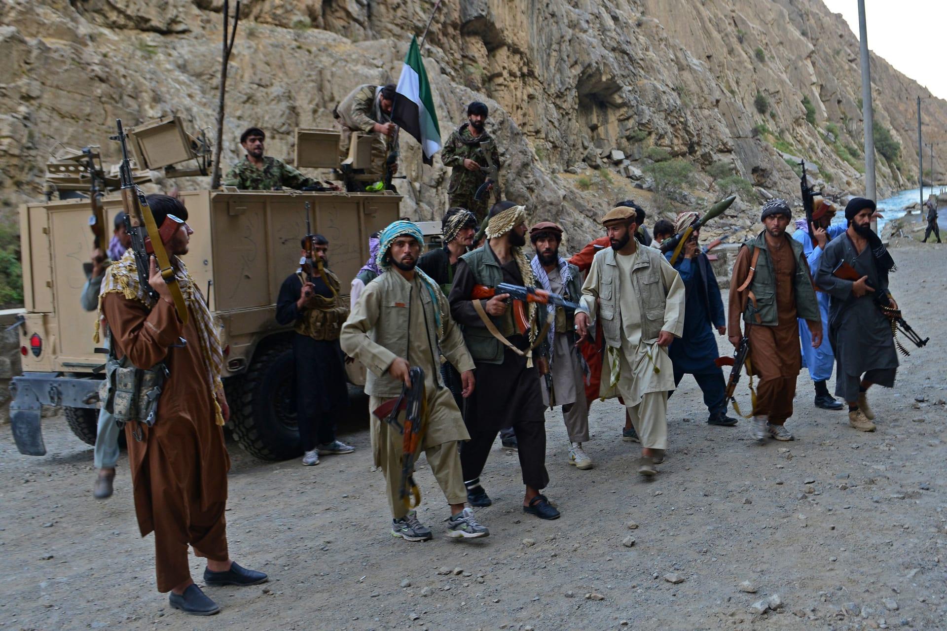 مسعود يعرض على طالبان إنهاء القتال في بنجشير وبدء محادثات سلام