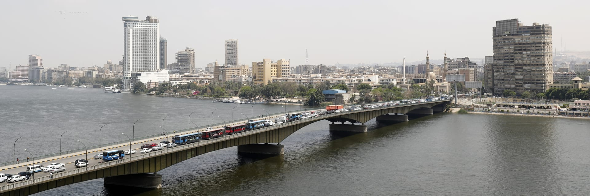 صورة عامة للقاهرة