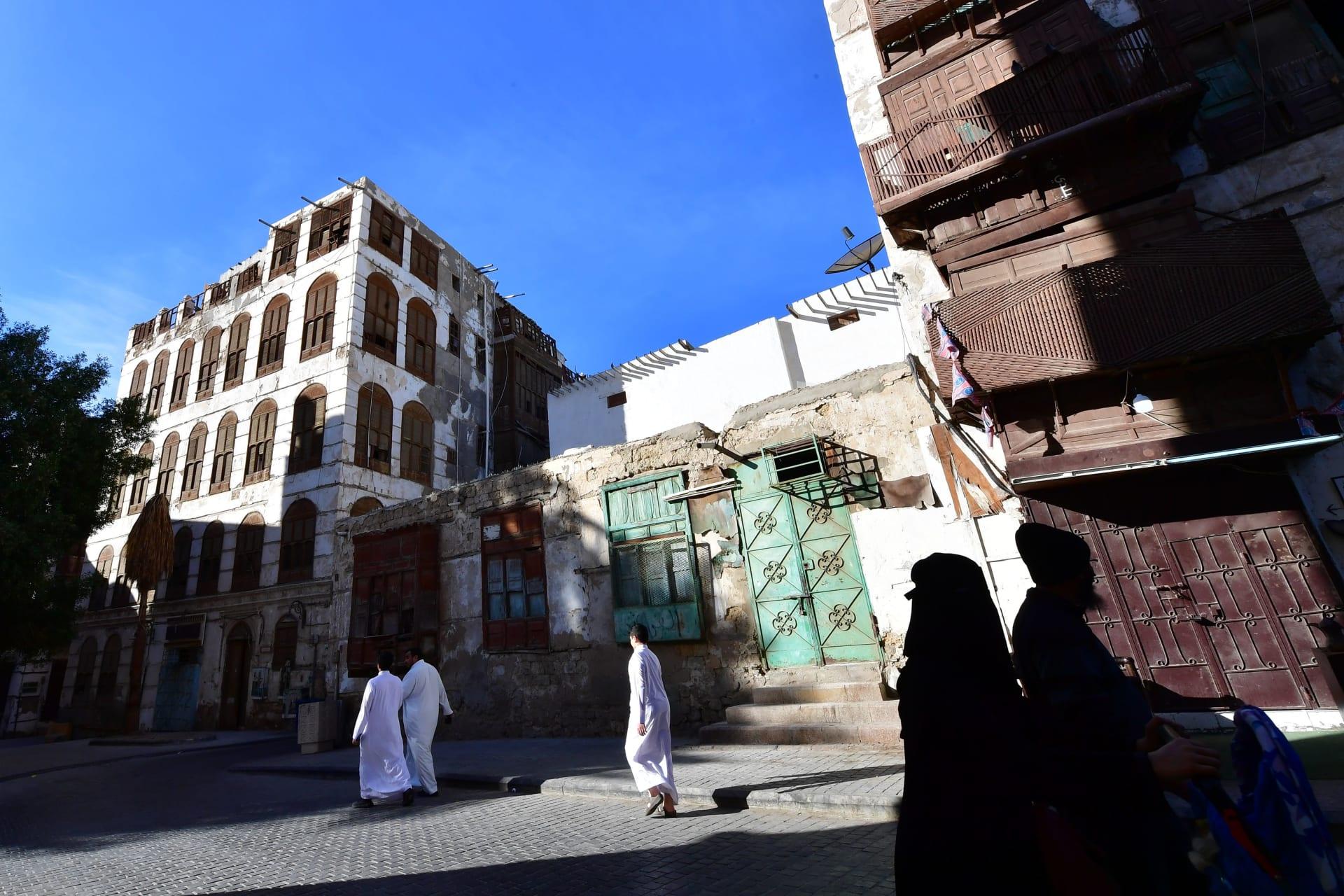 """محمد بن سلمان يُطلق مشروع """"إعادة إحياء جدة التاريخية"""".. إليكم تفاصيله"""