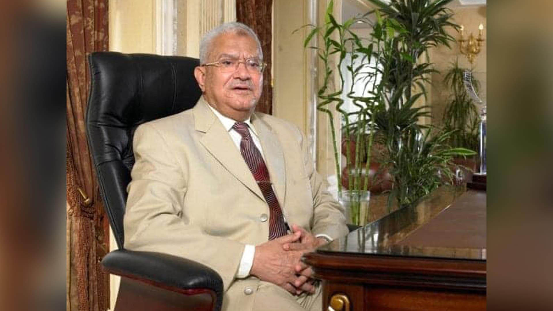 رجل الأعمال المصري محمود العربي