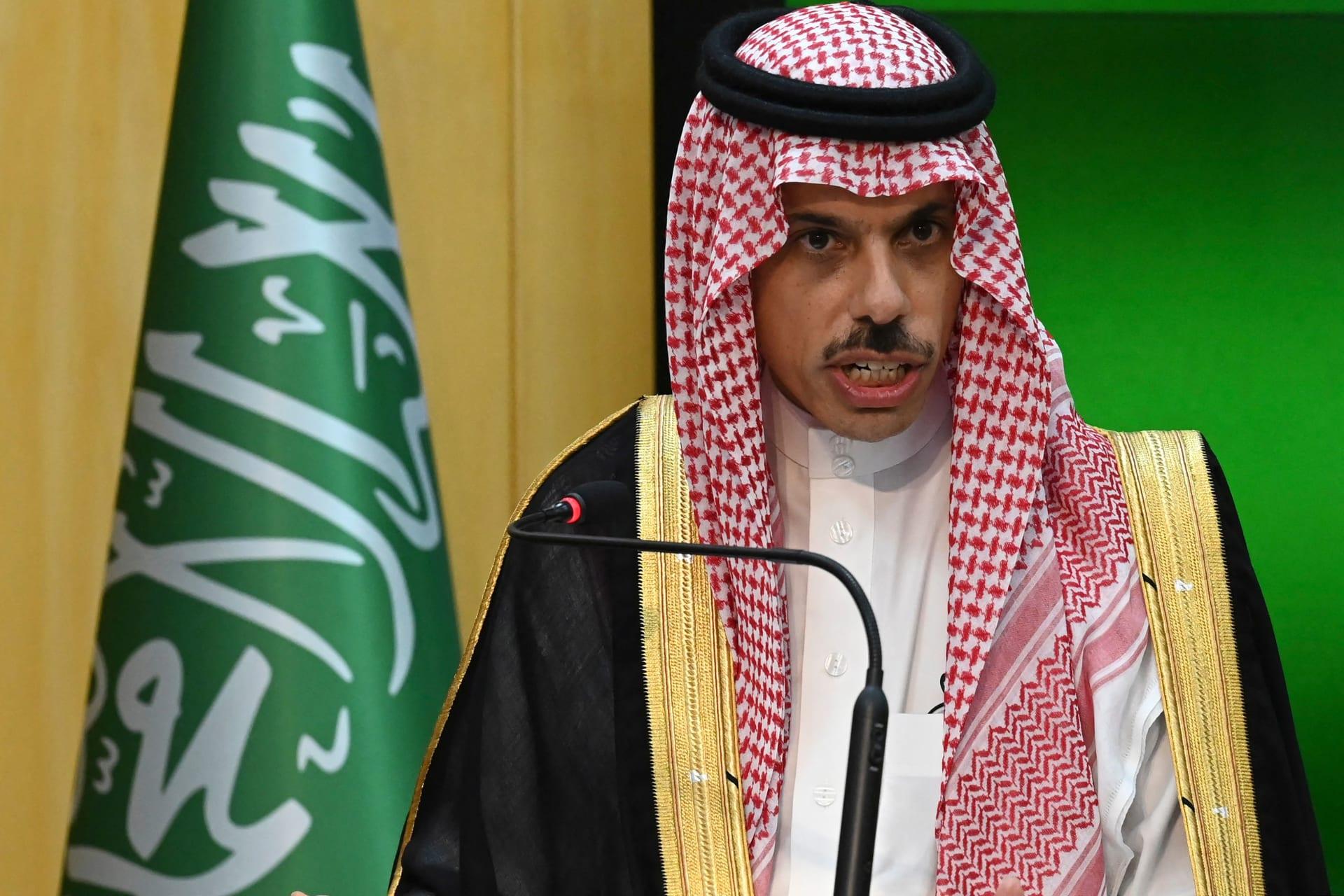 وزير الخارجية السعودية: لن نتردد بالرد على اعتداءات الحوثيين بالشكل المناسب