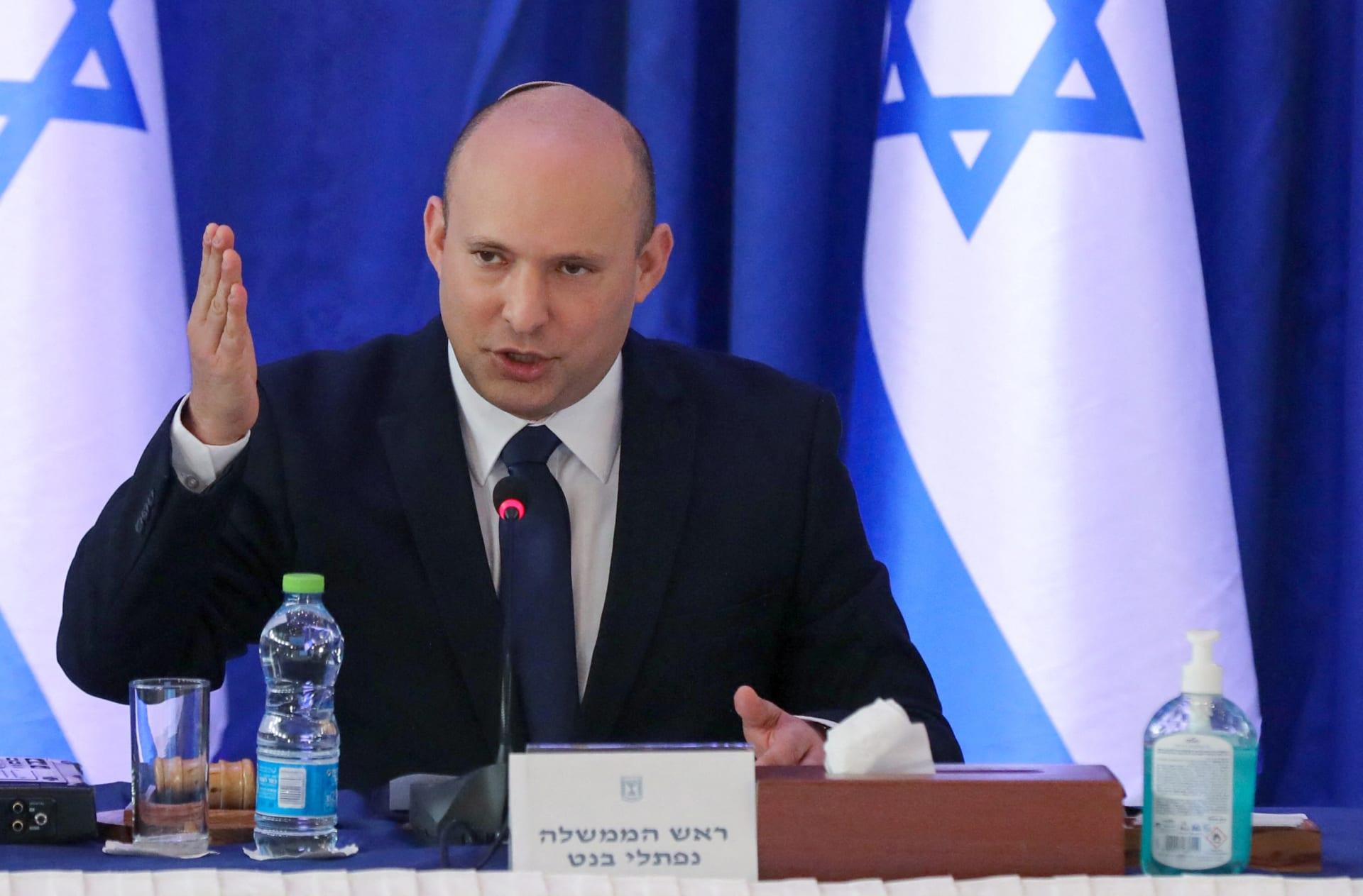 رئيس الوزراء الإسرائيلي يتحدث عن لقائه السيسي ويؤكد عمق العلاقات مع مصر