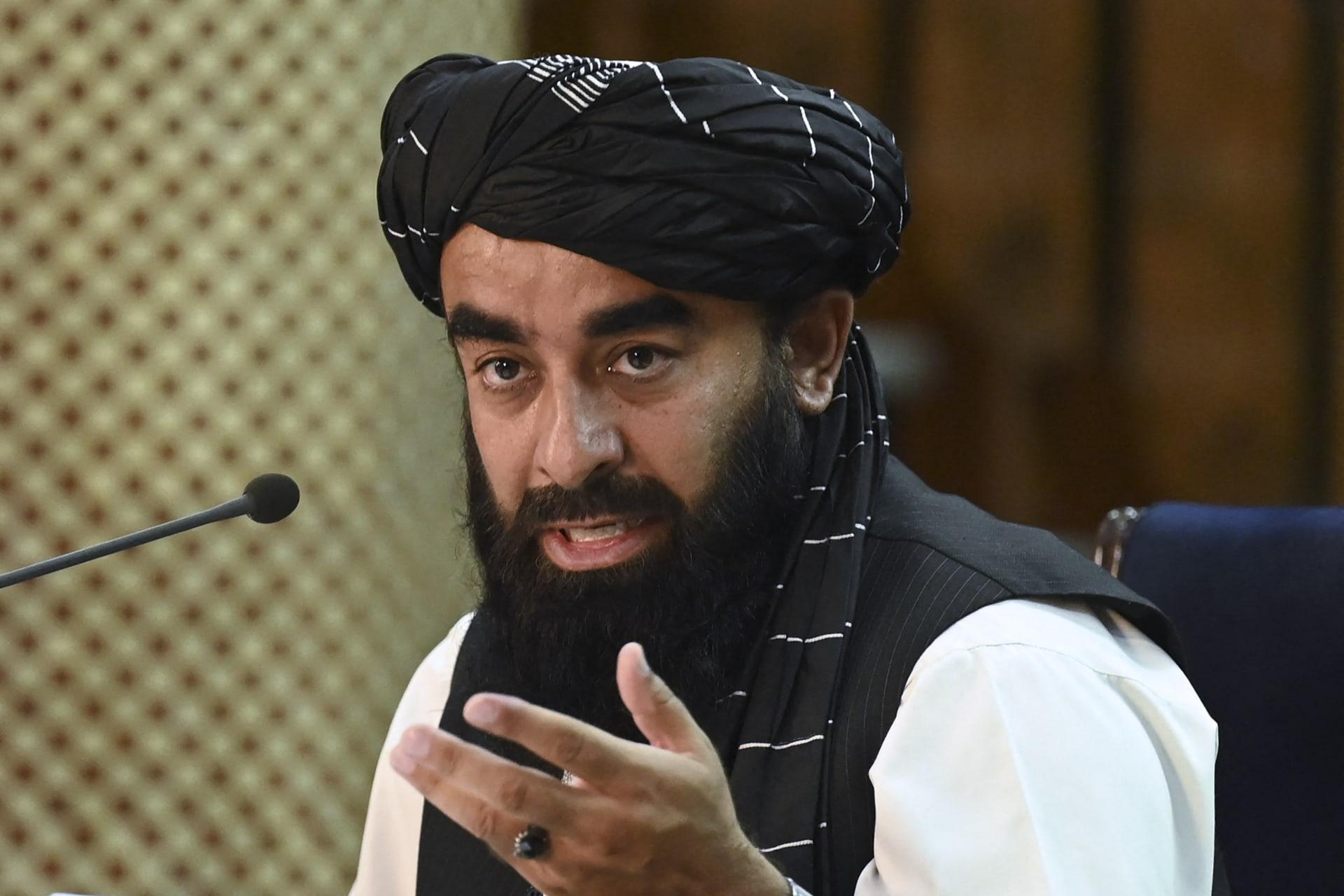 المتحدث باسم طالبان، ذبيح الله مجاهد