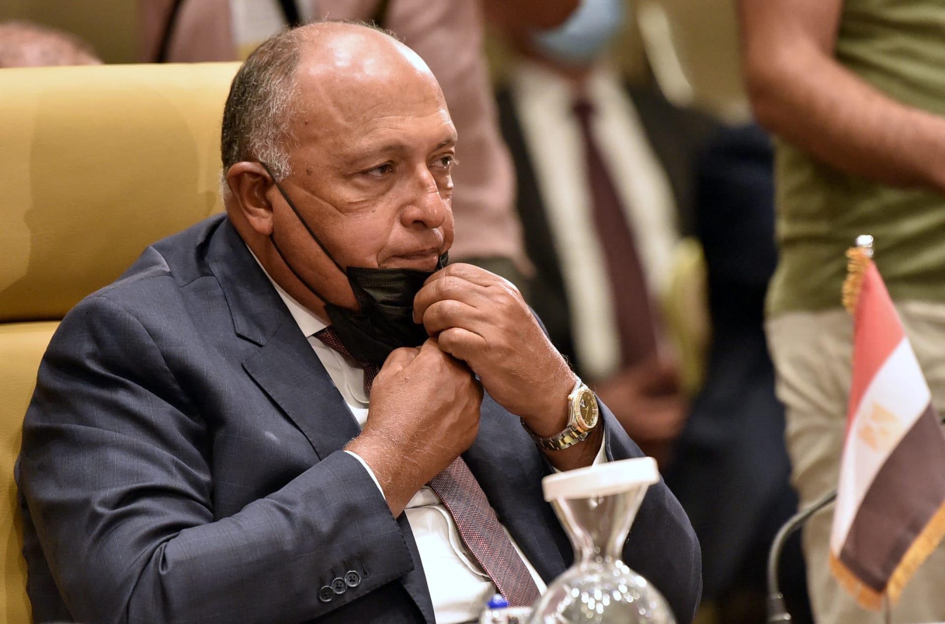 اتصال هاتفي بين وزيري خارجية مصر وإسرائيل.. فما الذي دار فيه؟