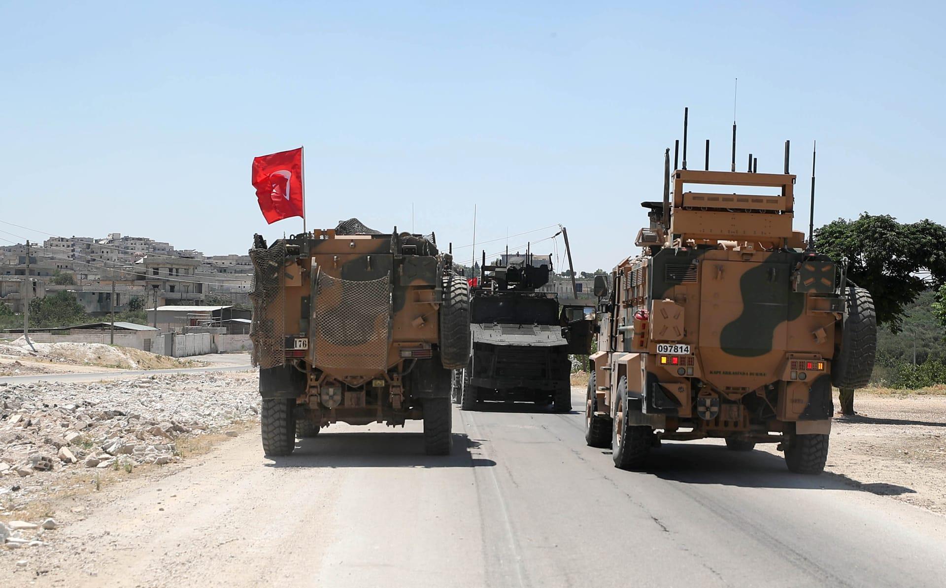 """سوريا تدعو مجلس الأمن لاتخاذ موقف صريح تجاه """"الممارسات العدائية"""" التركية"""