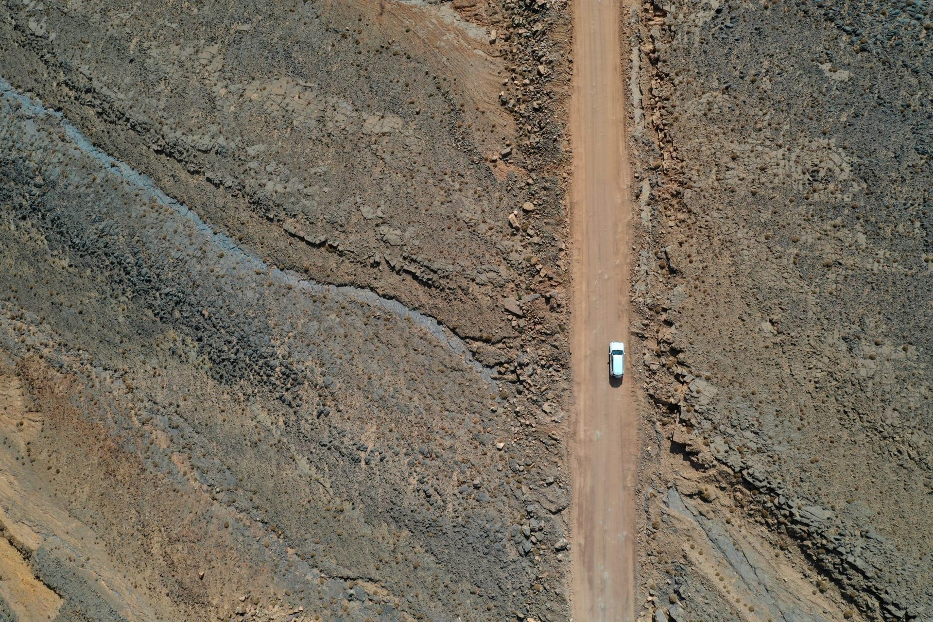 الطريق إلى الروضة في سلطنة عملن