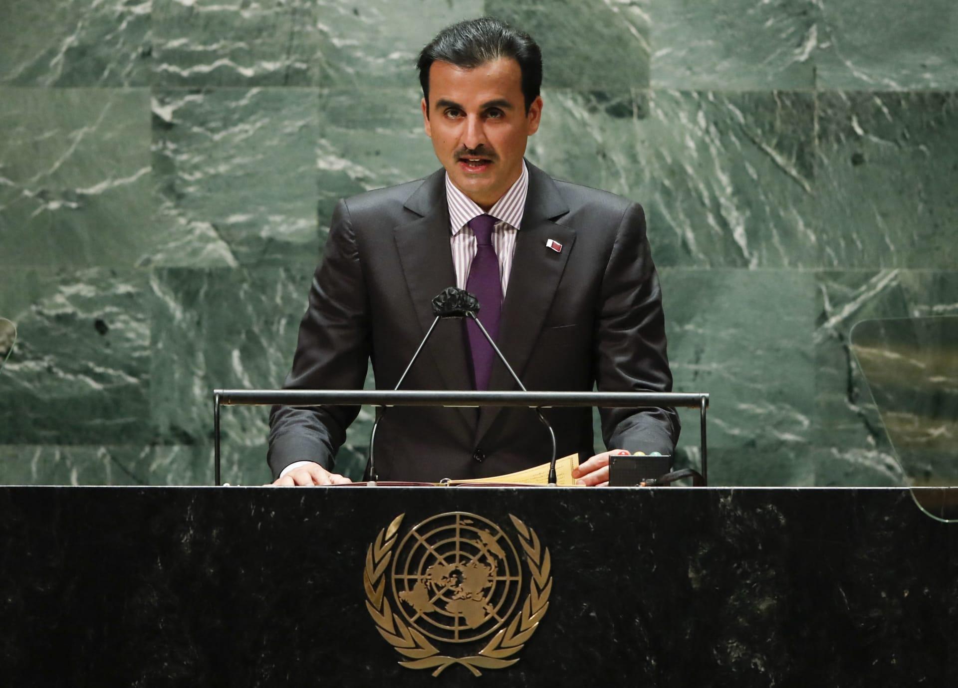 أمير قطر، الشيخ تميم بن حمد