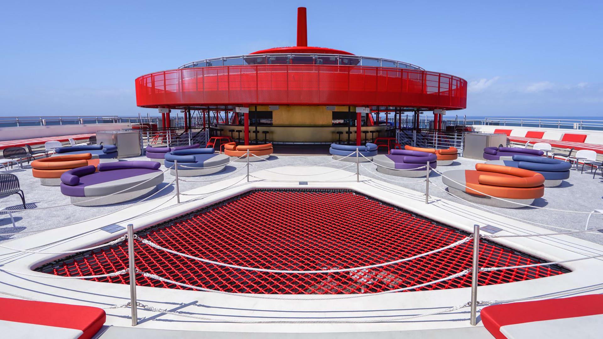 """سفينة سياحية لـ""""فيرجين"""" مخصصة للراشدين فقط..ماذا يُوجد داخلها؟"""