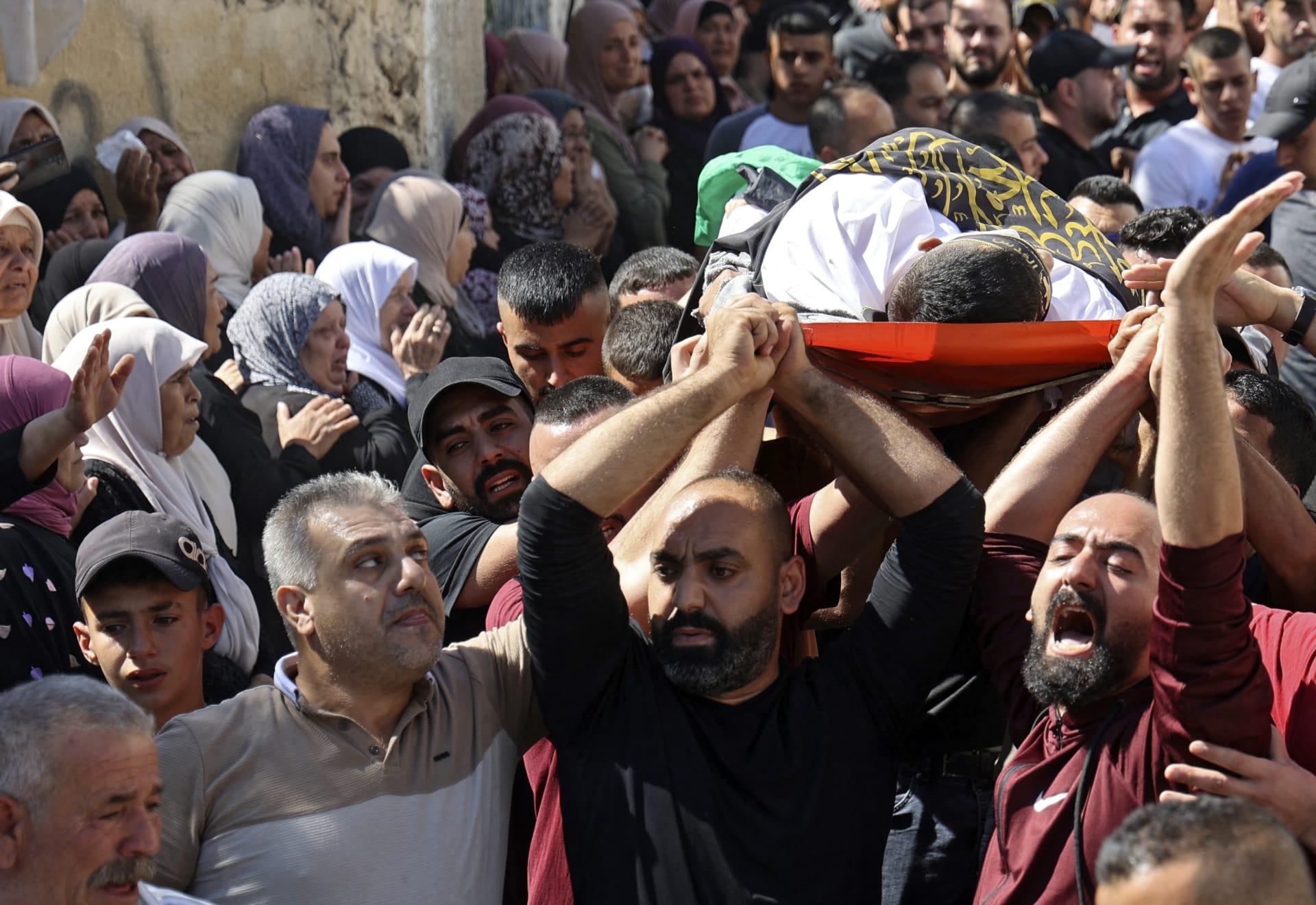 الجيش الإسرائيلي يعلن مقتل 4 فلسطينيين واعتقال 2 في الضفة الغربية