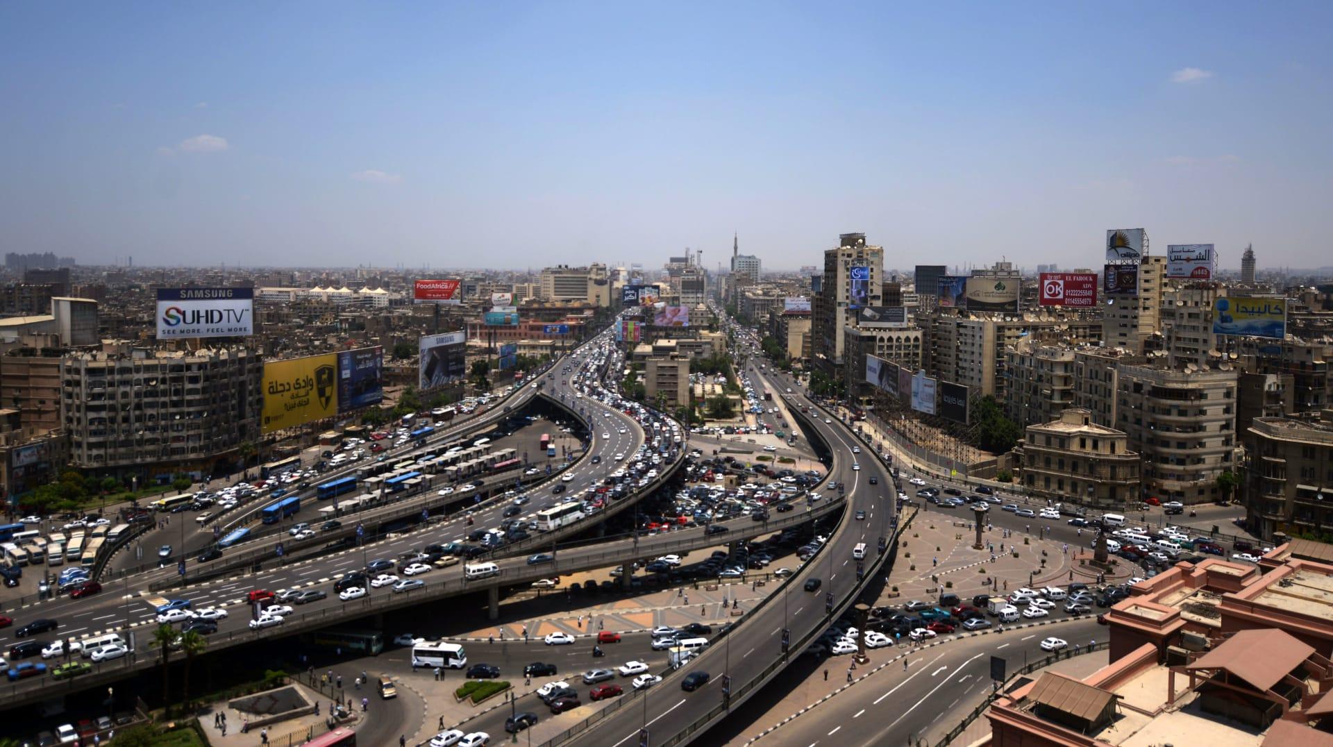 صورة أرشيفية عامة من العاصمة المصرية، القاهرة