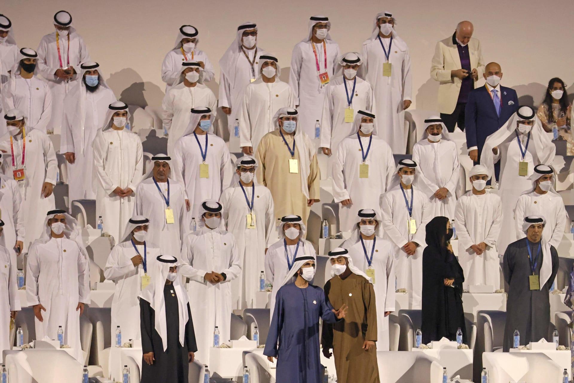 حفل افتتاح معرض إكسبو 2020 دبي