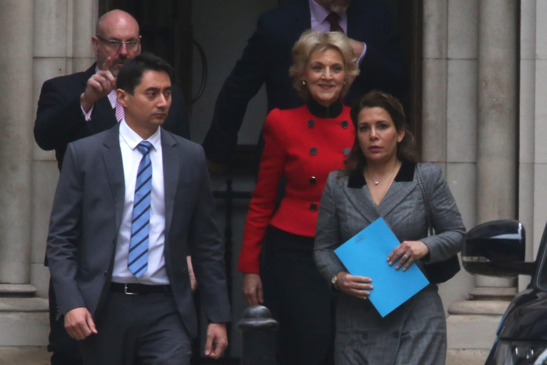 محمد بن راشد يرد على حكم بريطاني حول ادعاءات قرصنة هاتف الأميرة هيا