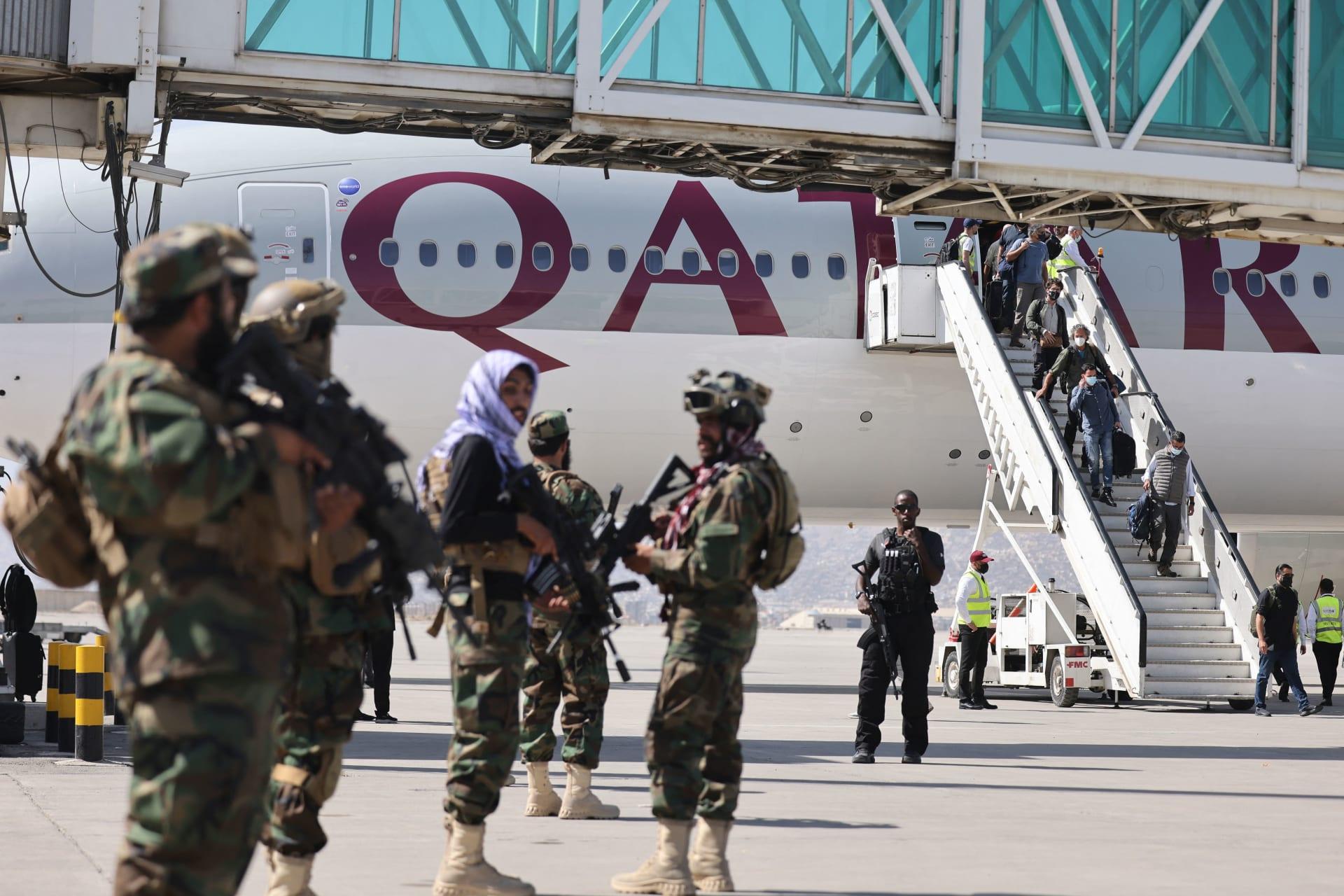 مصدر لـCNN: لقاء بين وفد أمريكي وطالبان في قطر.. ولا يتعلق بمنح الشرعية