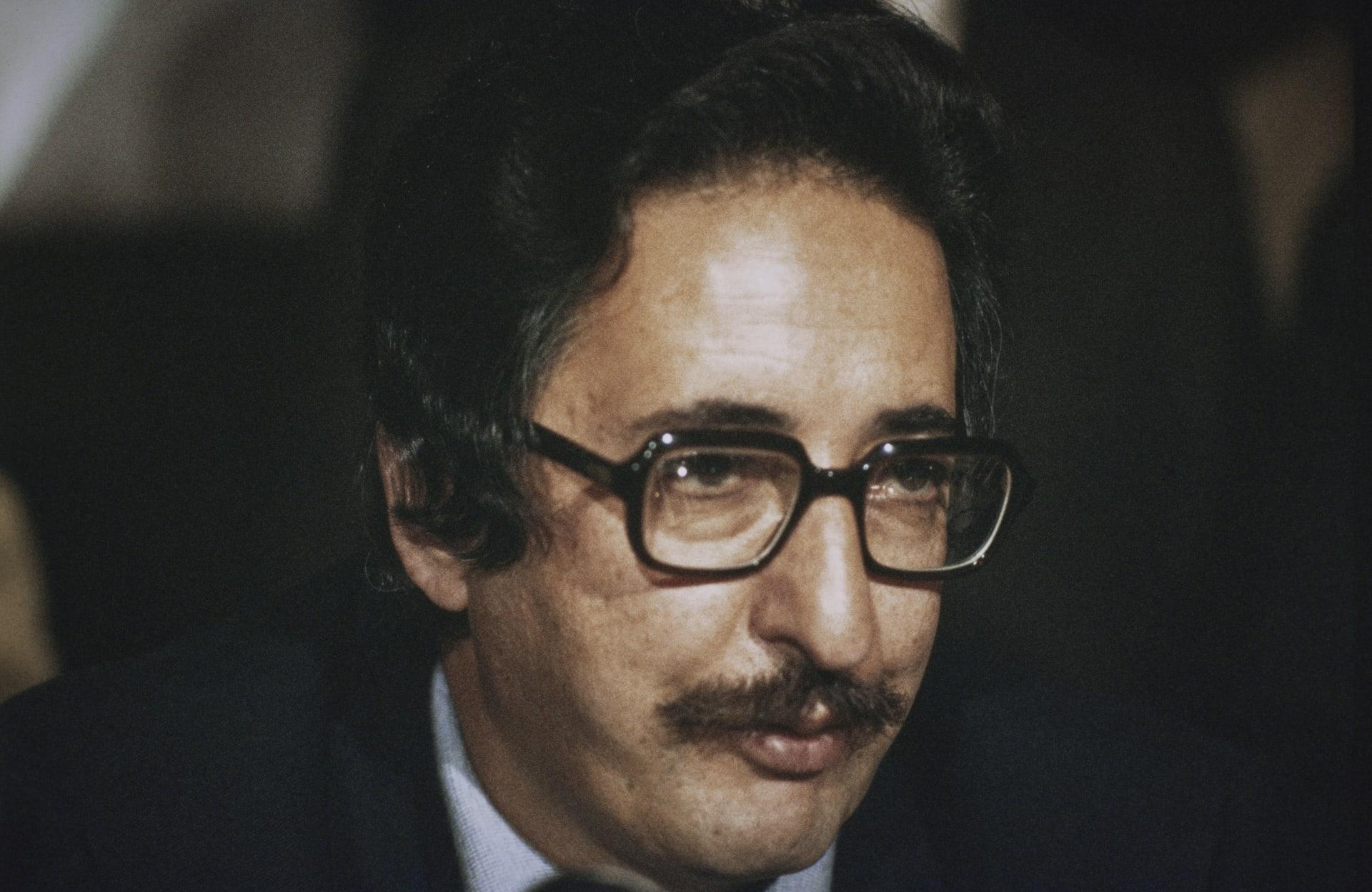 الرئيس الإيراني السابق أبو الحسن بني صدر