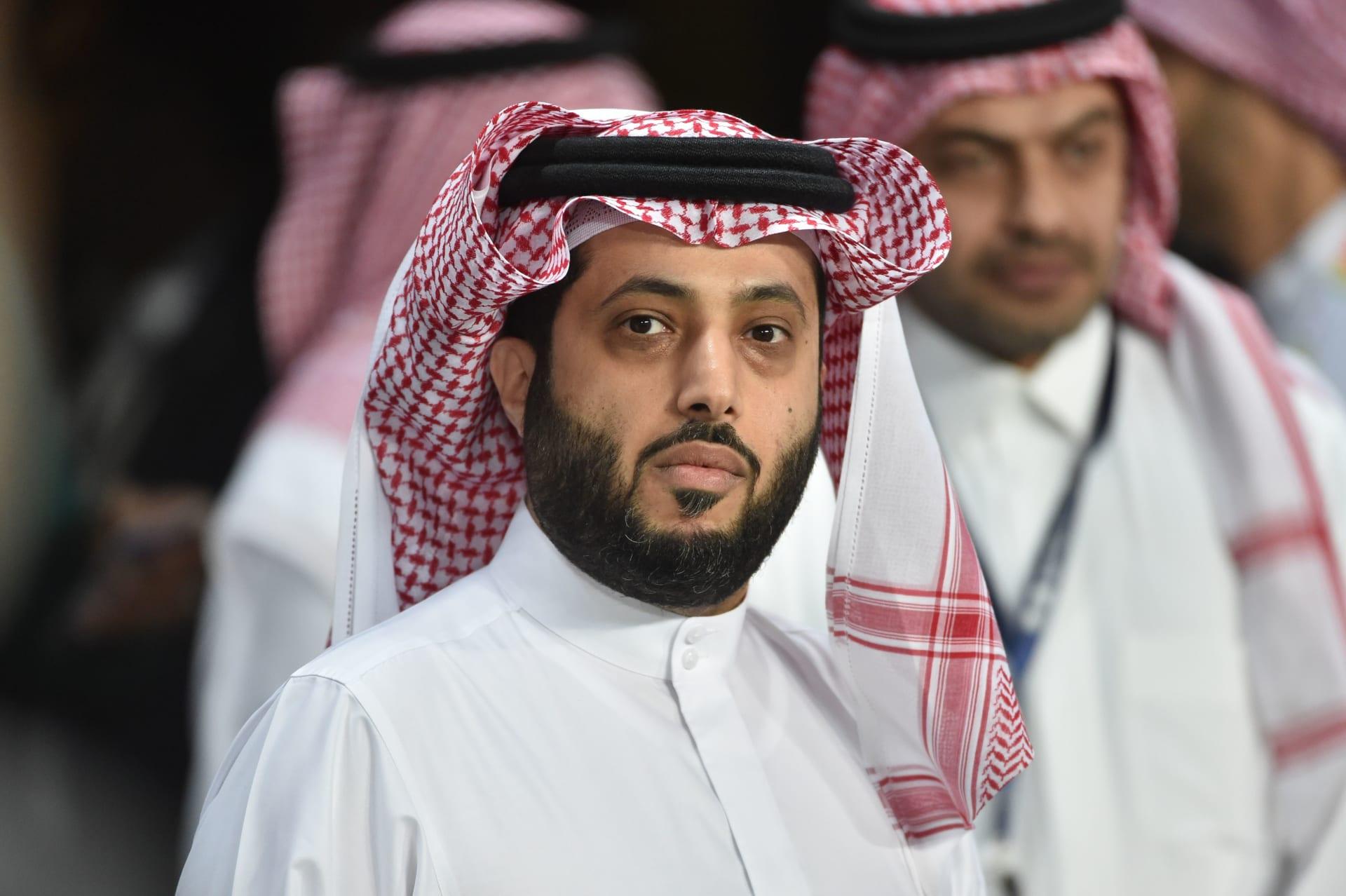 رئيس الهيئة العامة للترفيه في السعودية، تركي آل الشيخ