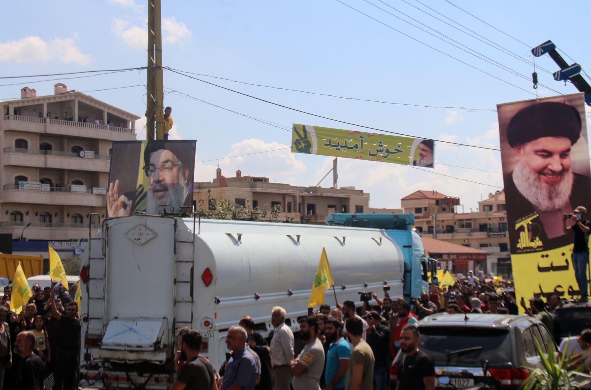 نصرالله يدعو الحكومة للرد على العرض الإيراني.. ويهاجم قاضي التحقيق في انفجار مرفأ بيروت