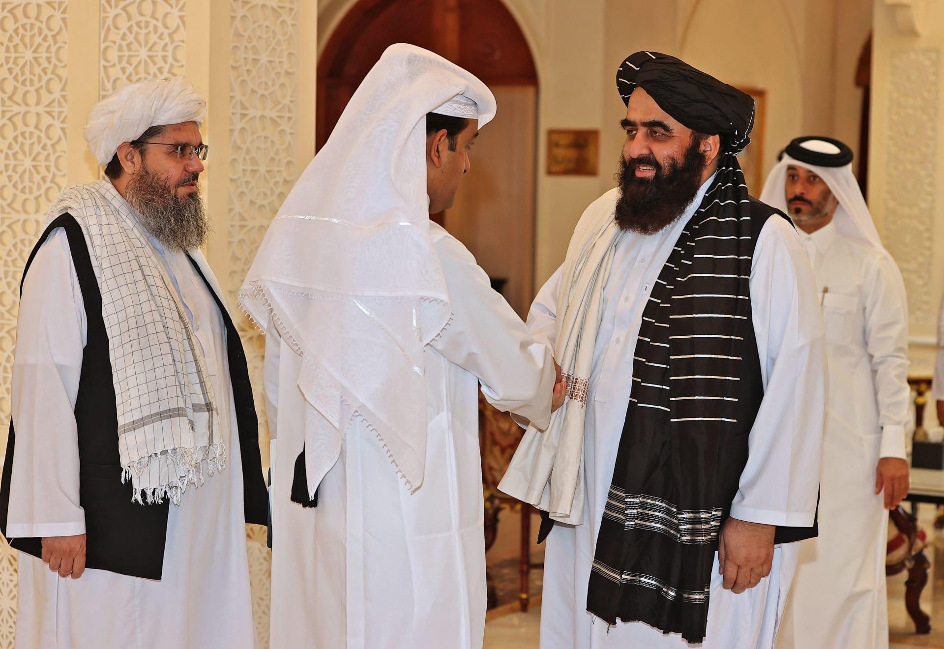 """مسؤول قطري: الاعتراف بحكومة طالبان """"ليس أولوية"""" بالنسبة لنا"""