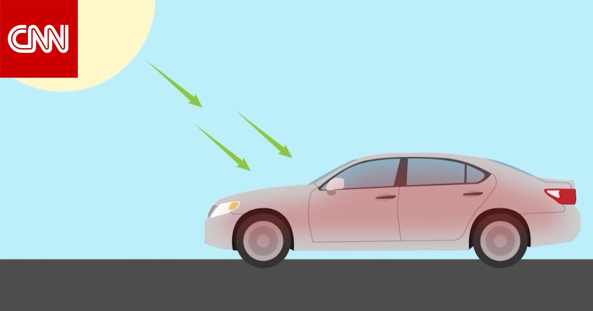 """بـ""""سلاح الحرارة"""".. سيارتك قد تقتل طفلك في دقيقتين"""