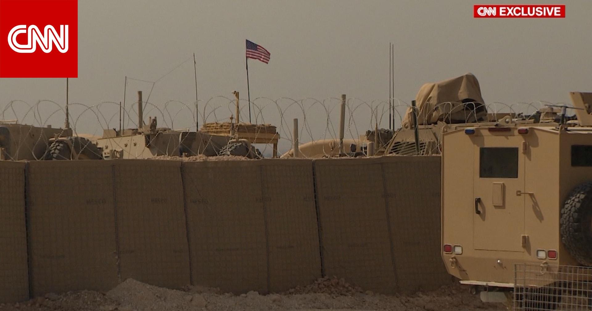 حصري..قاعدة أمريكية شمال سوريا يحرسها الأكراد رغم هجوم تركيا