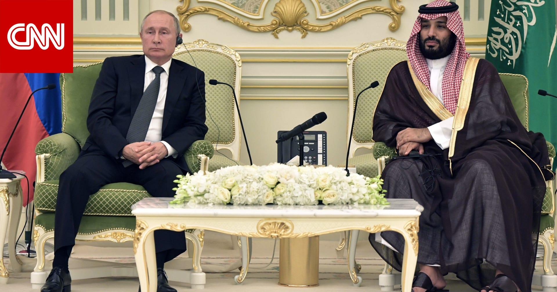 ولي العهد السعودي يصطحب بوتين في جولة في المنطقة التي شهدت تأسيس المملكة - CNN Arabic