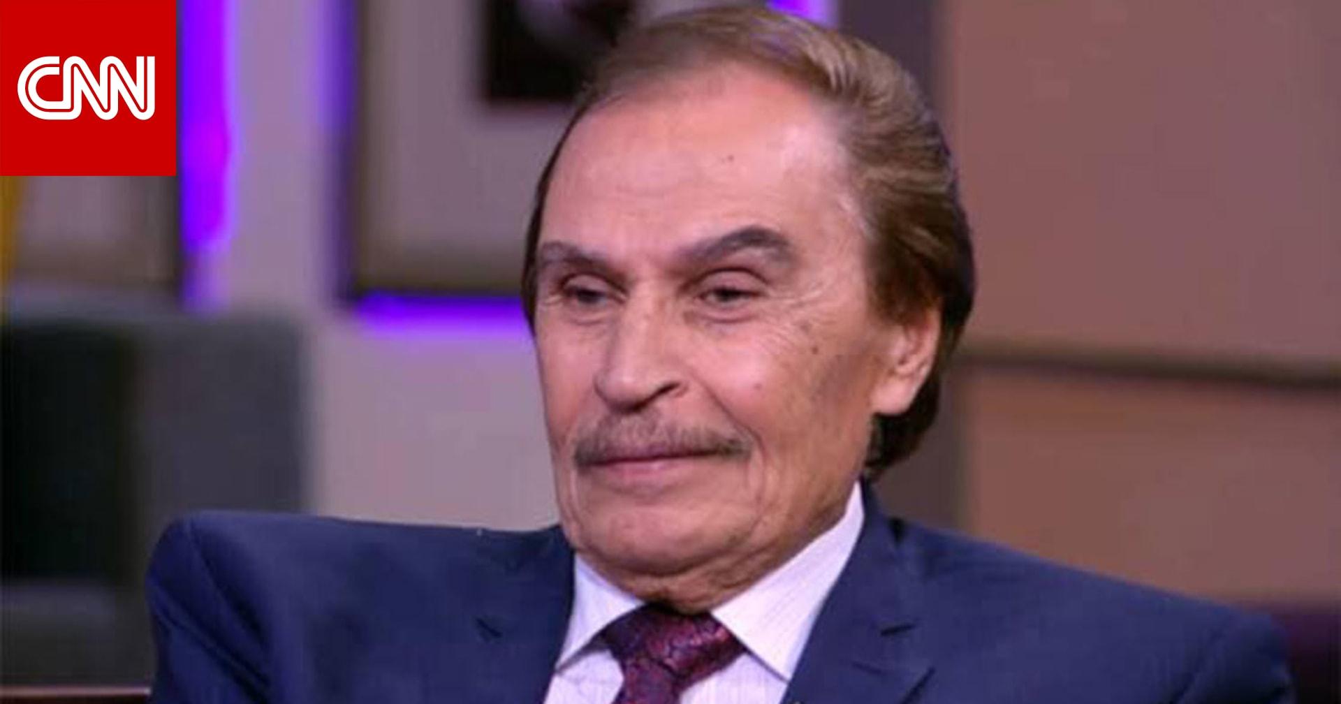 وفاة الفنان المصري عزت العلايلي عن عمر 86 عاما