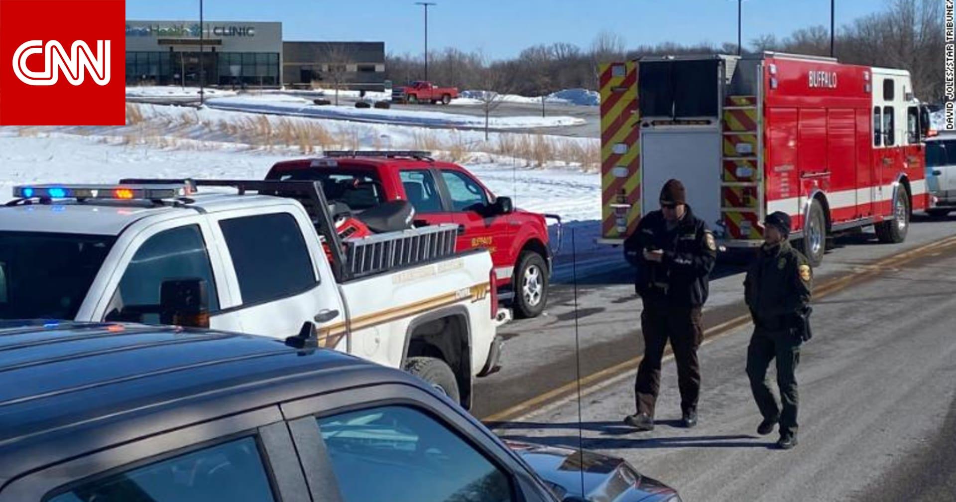 إصابة 5 أشخاص إثر إطلاق نار في مركز طبي بأمريكا