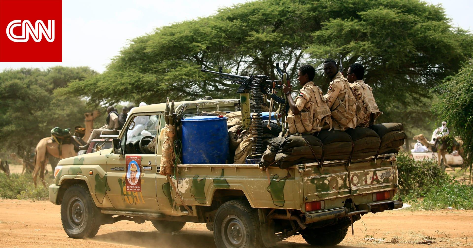 مقتل 125 على الأقل في اشتباكات بين الجماعات المتناحرة في السودان بغرب دارفور