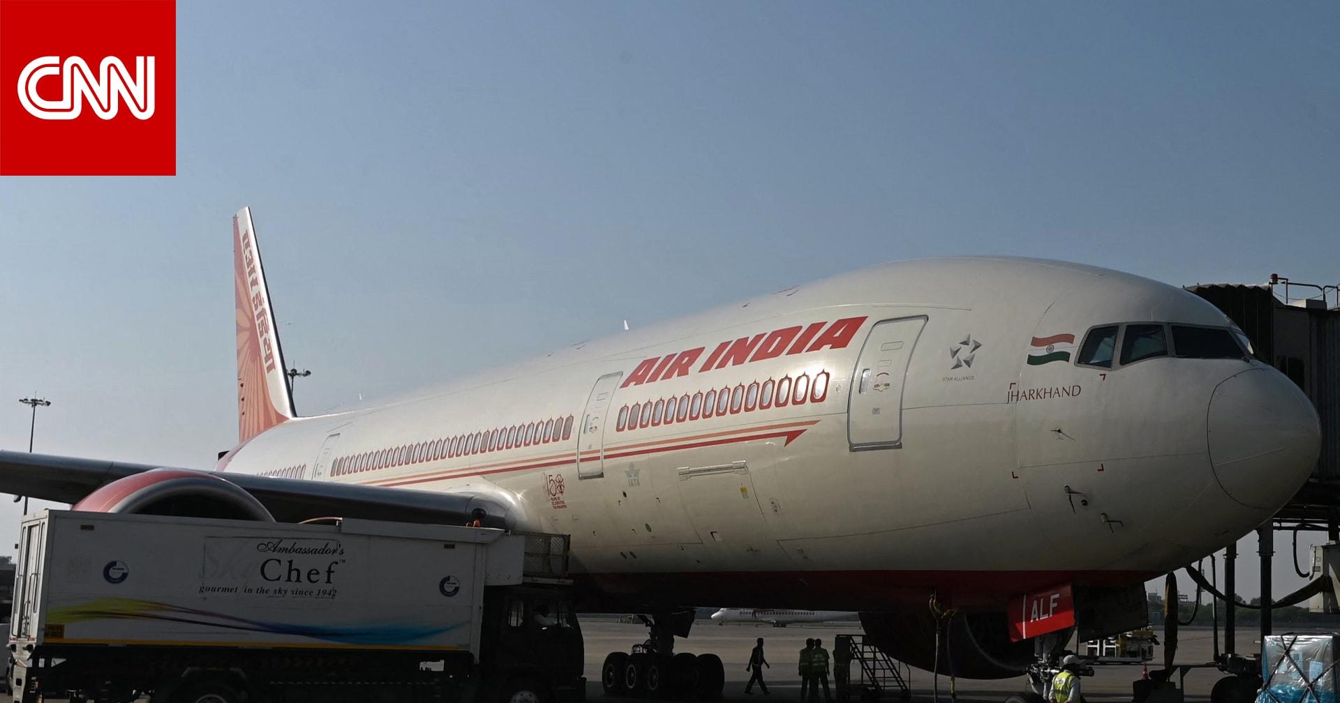 الحكومة الهندية تبيع شركة طيران الهند المثقلة بالديون لمالكها الأصلي تاتا