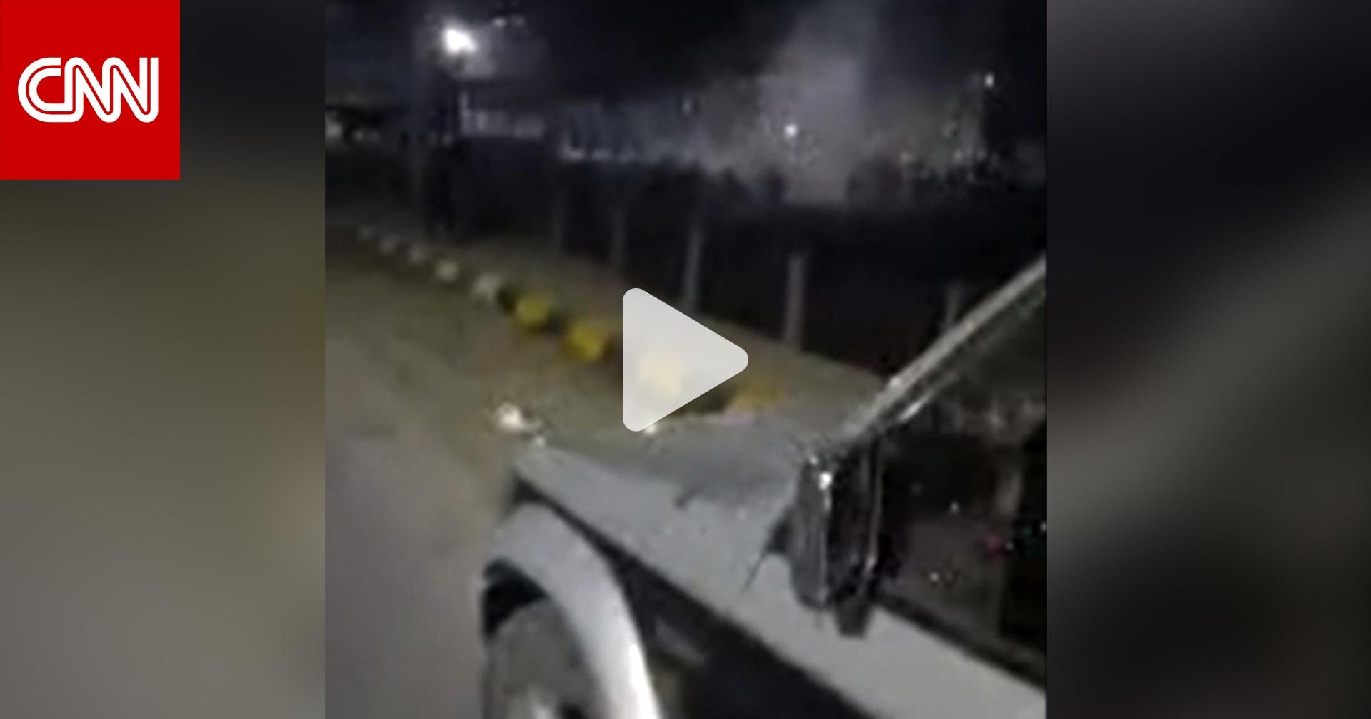 فيديو يُظهر قوات الأمن في ميانمار تُطلق النار لتفريق المتظاهرين