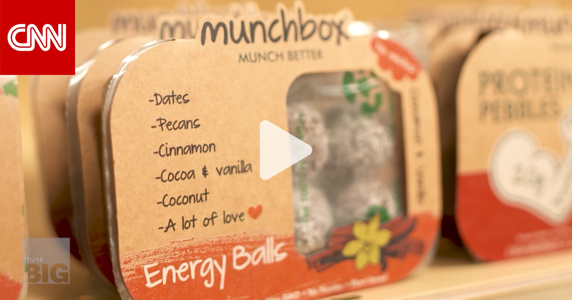شركة في دبي تقدم وجبات خفيفة لطعام صحي بدون مكونات سيئة
