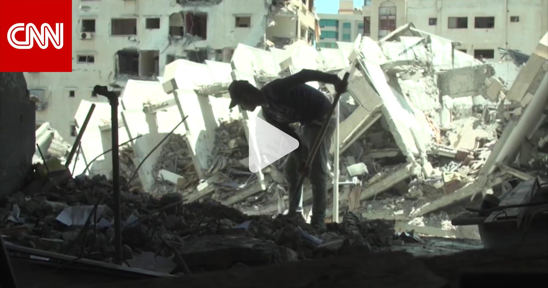 """""""إعادة البناء مرارا وتكرارا"""".. كيف سيعيد الفلسطينيون بناء غزة مرة أخرى؟"""