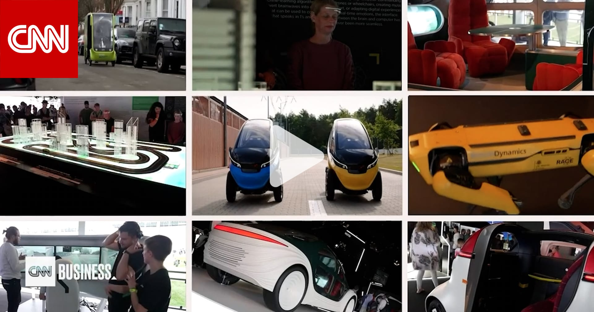 سيارات تتحول لدراجات نارية وأخرى طائرة.. هذا ما يبدو عليه مستقبل التنقل