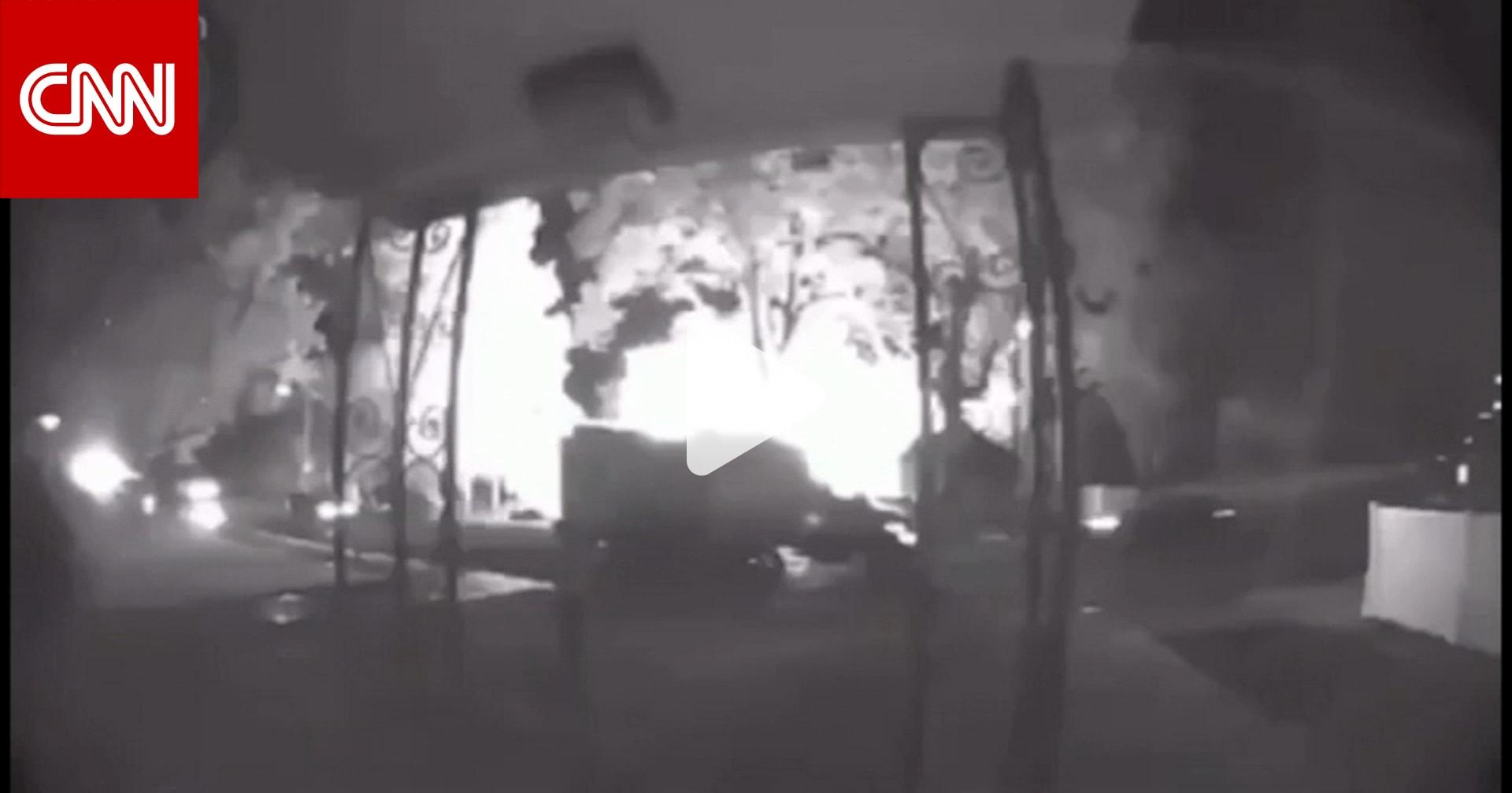 أنقذوا حياتهم دون أن يعرفوا.. انفجار ضخم يهز منزل عائلة بعد وقت وجيز من مغادرته