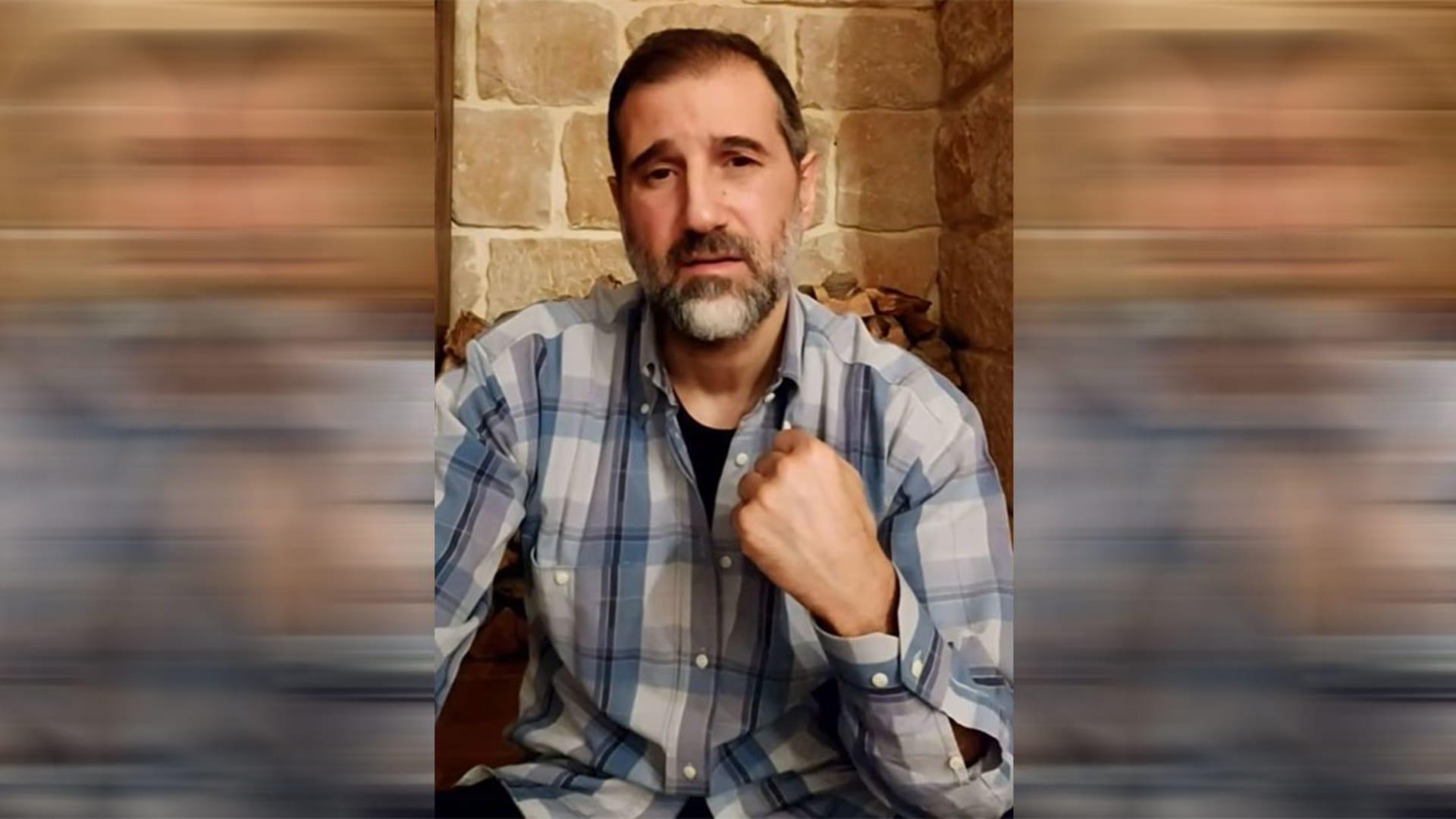 """""""كيف نعرف أن ظهور المهدي أو نزول المسيح في عصرنا؟"""" ابن خال بشار الأسد يجيب بفيديو"""