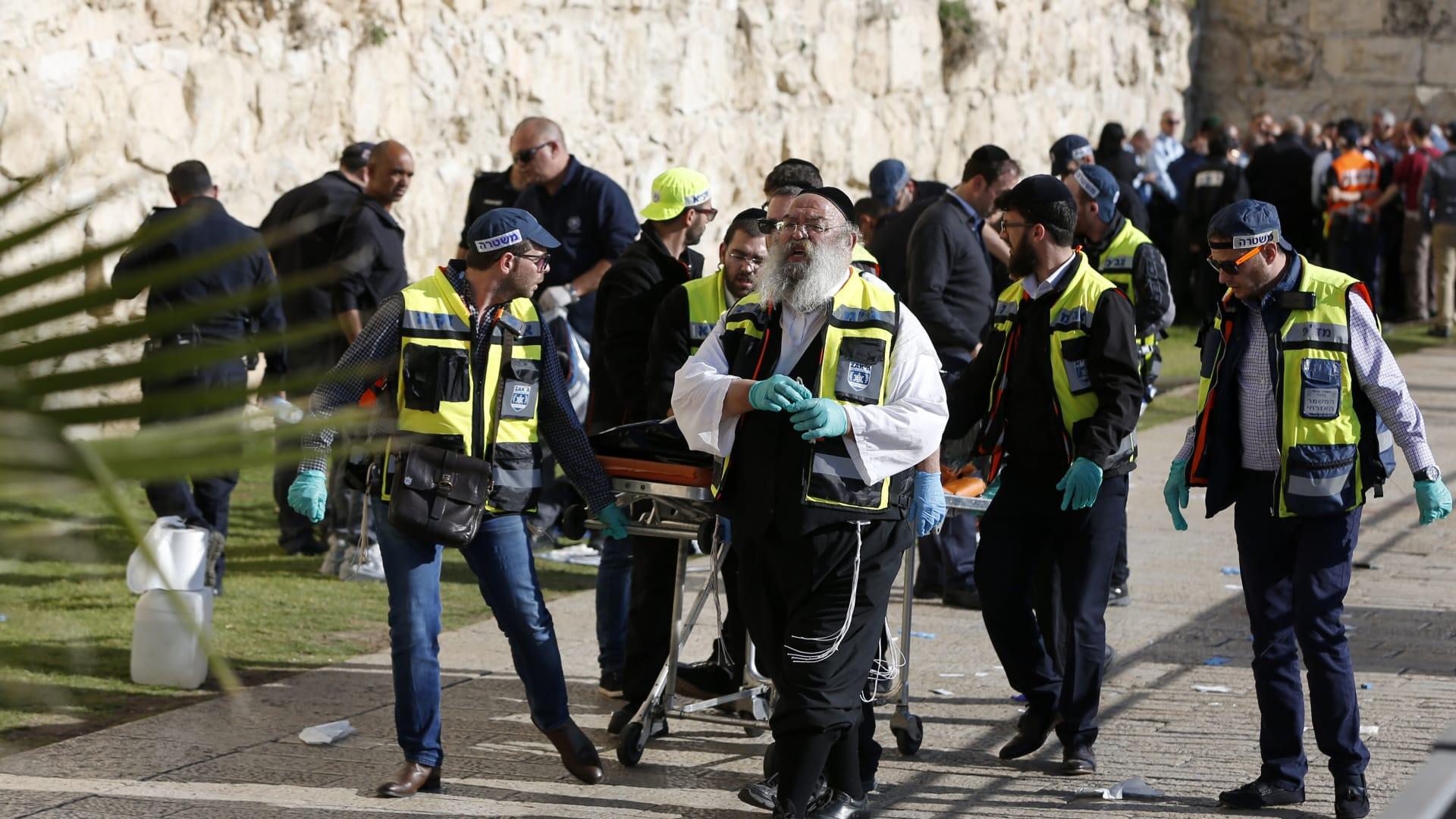 بالفيديو.. فلسطيني يدهس مجموعة من الإسرائيليين بمحطة حافلات بالقدس