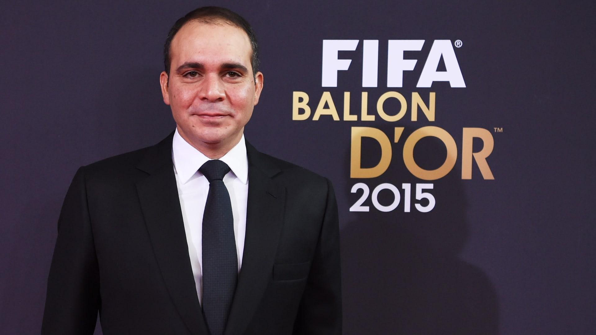 الأمير علي بن الحسين: كرة القدم أداة لتوحيد العالم في وجه الإرهاب