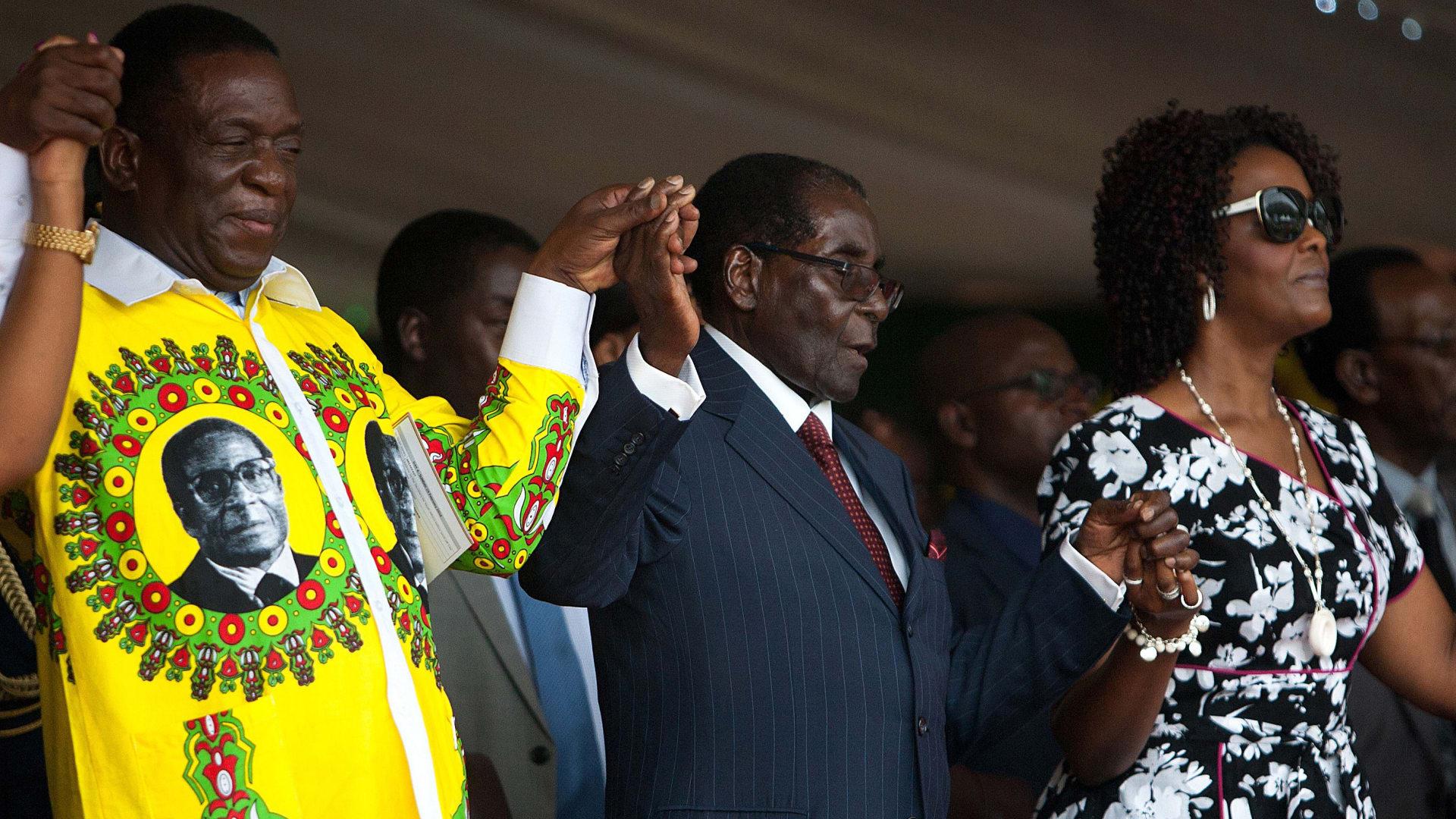 بالفيديو: موغابي يحتفل بعيد ميلاده الـ92 بتكلفة اقتربت من مليون دولار
