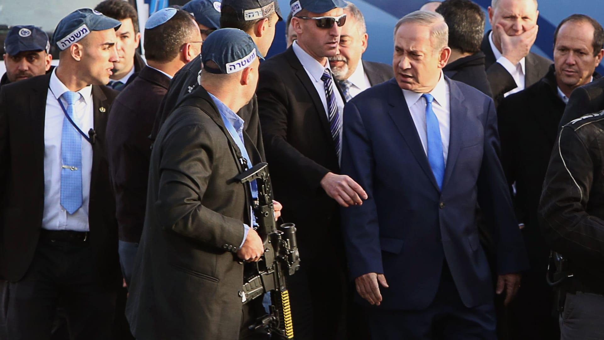 شاهد.. لحظة هجوم الدهس في القدس