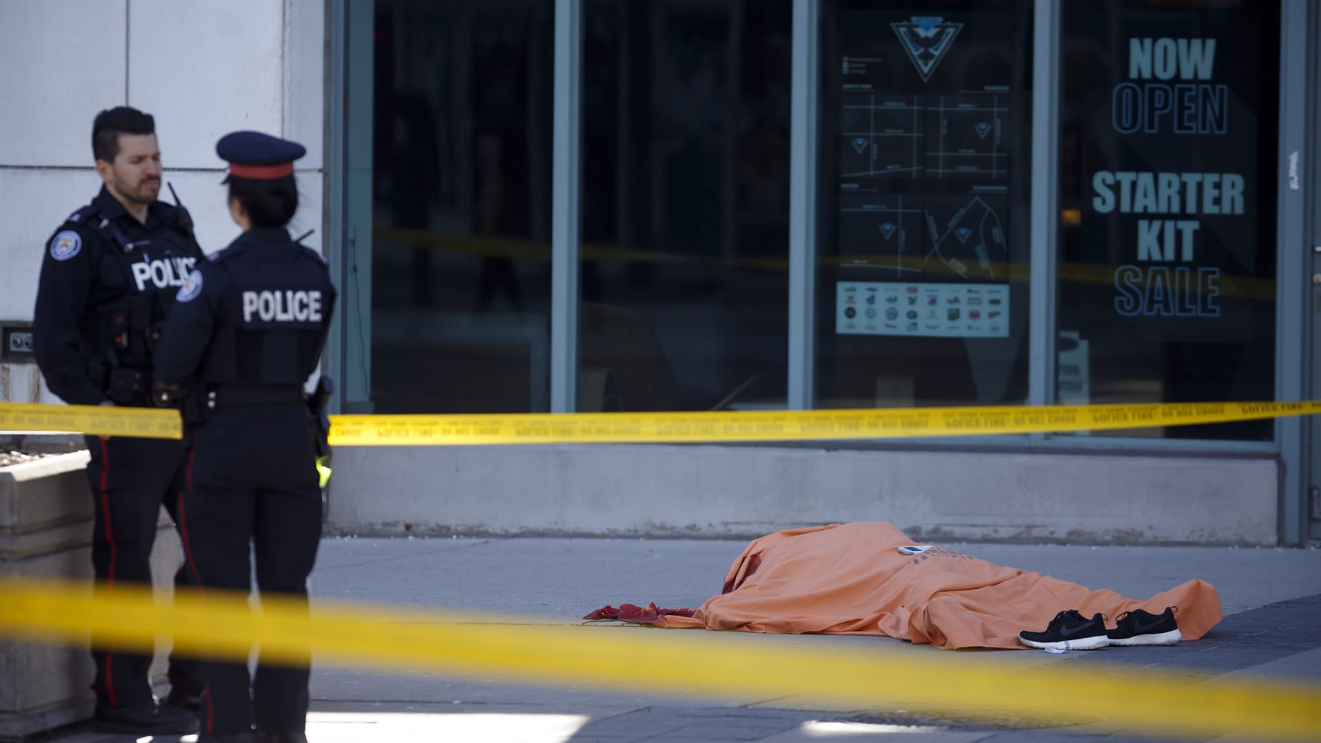 دهس في تورونتو.. الشرطة الكندية تحتجز المشتبه به