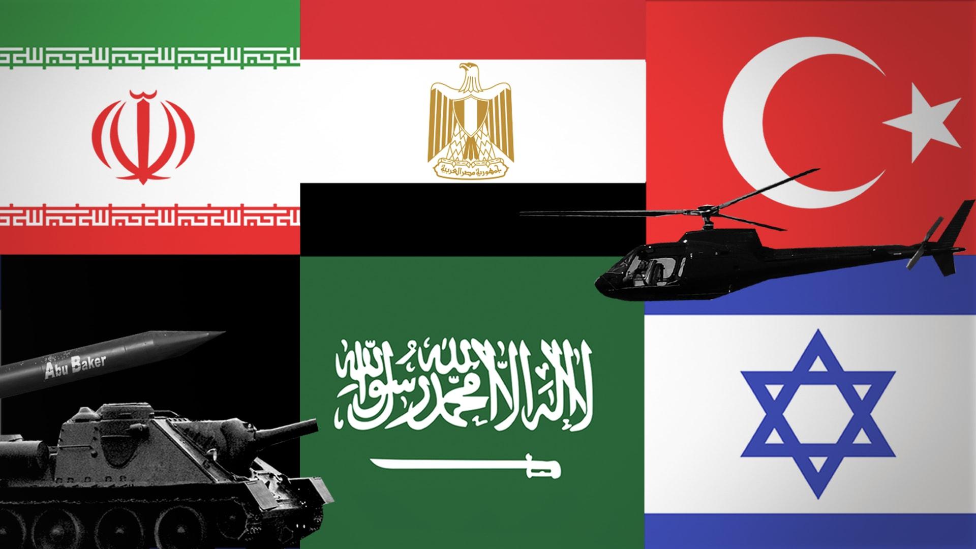 مصر تخرج من قائمة أقوى 10 دول عسكرياً في العالم