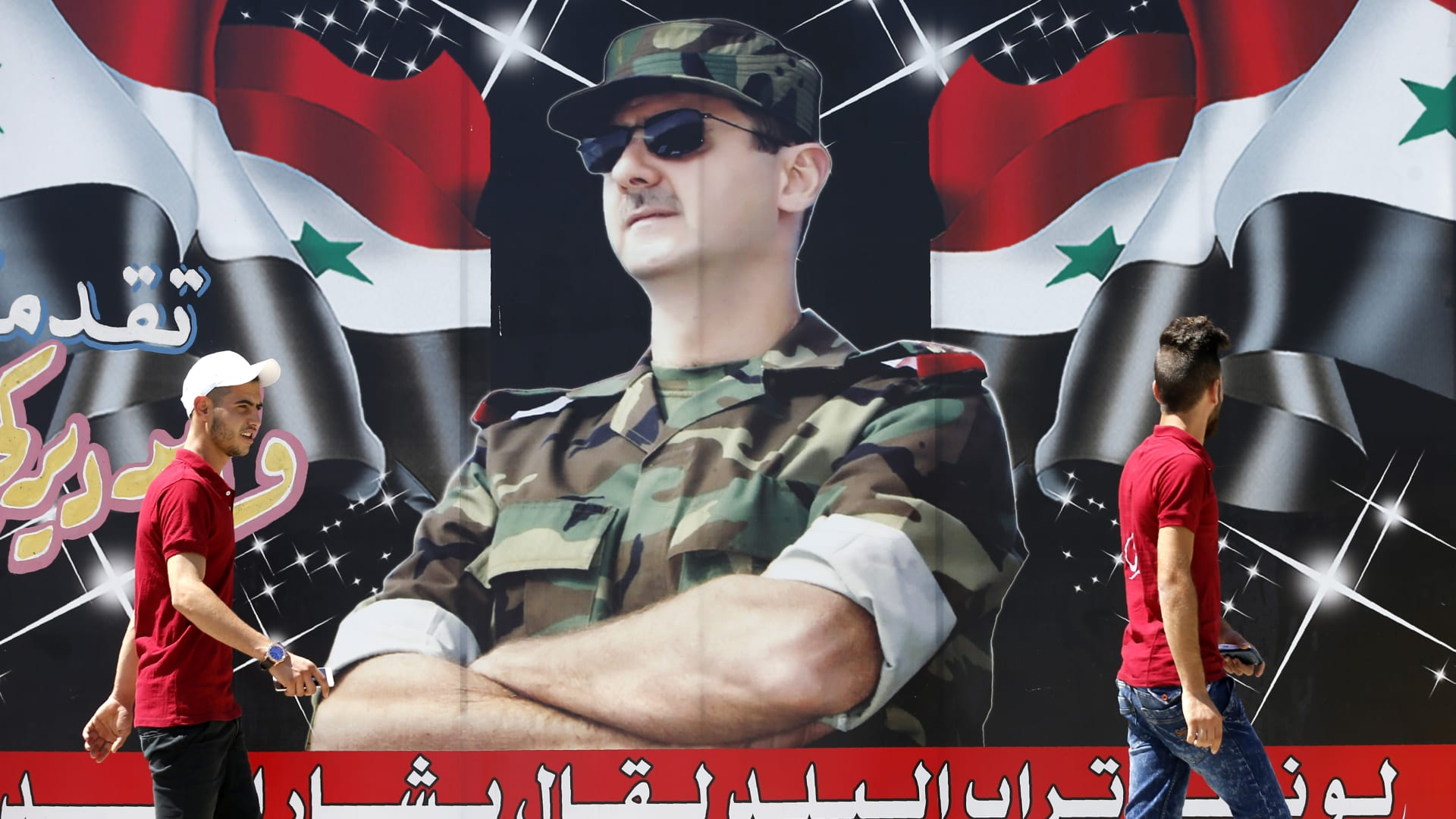 هكذا ردّ بشار الأسد عندما سُئل عما سيفعله بإدلب