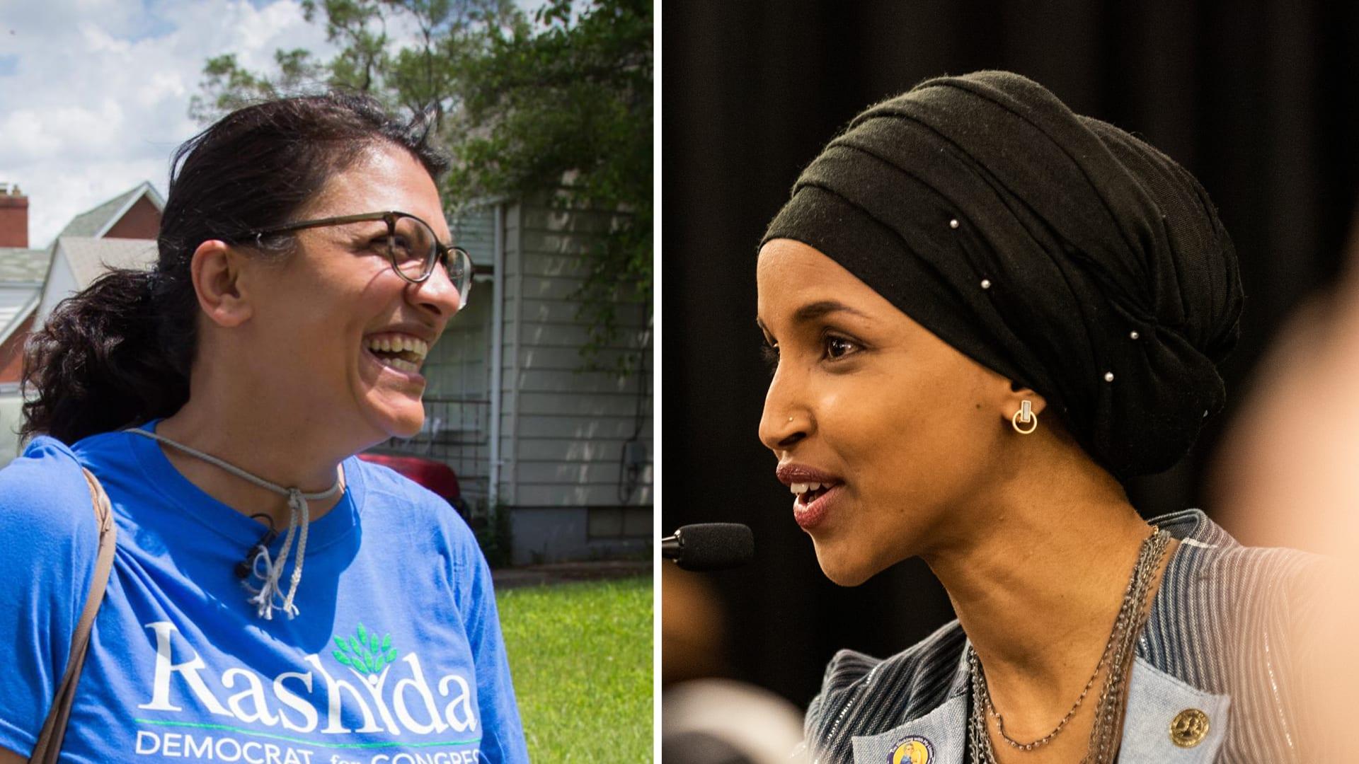 إلهان عمر.. مسلمة هربت من الحرب بالصومال لتصبح مشرّعة بأمريكا