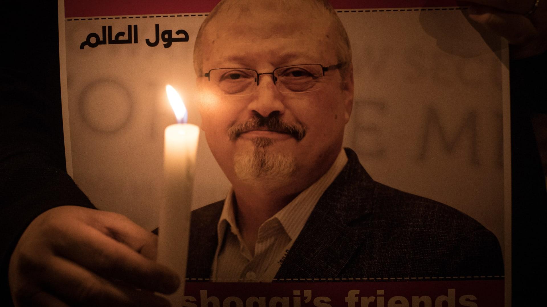 """صورة جمال خاشقجي تتصدر غلاف مجلة """"تايم"""""""