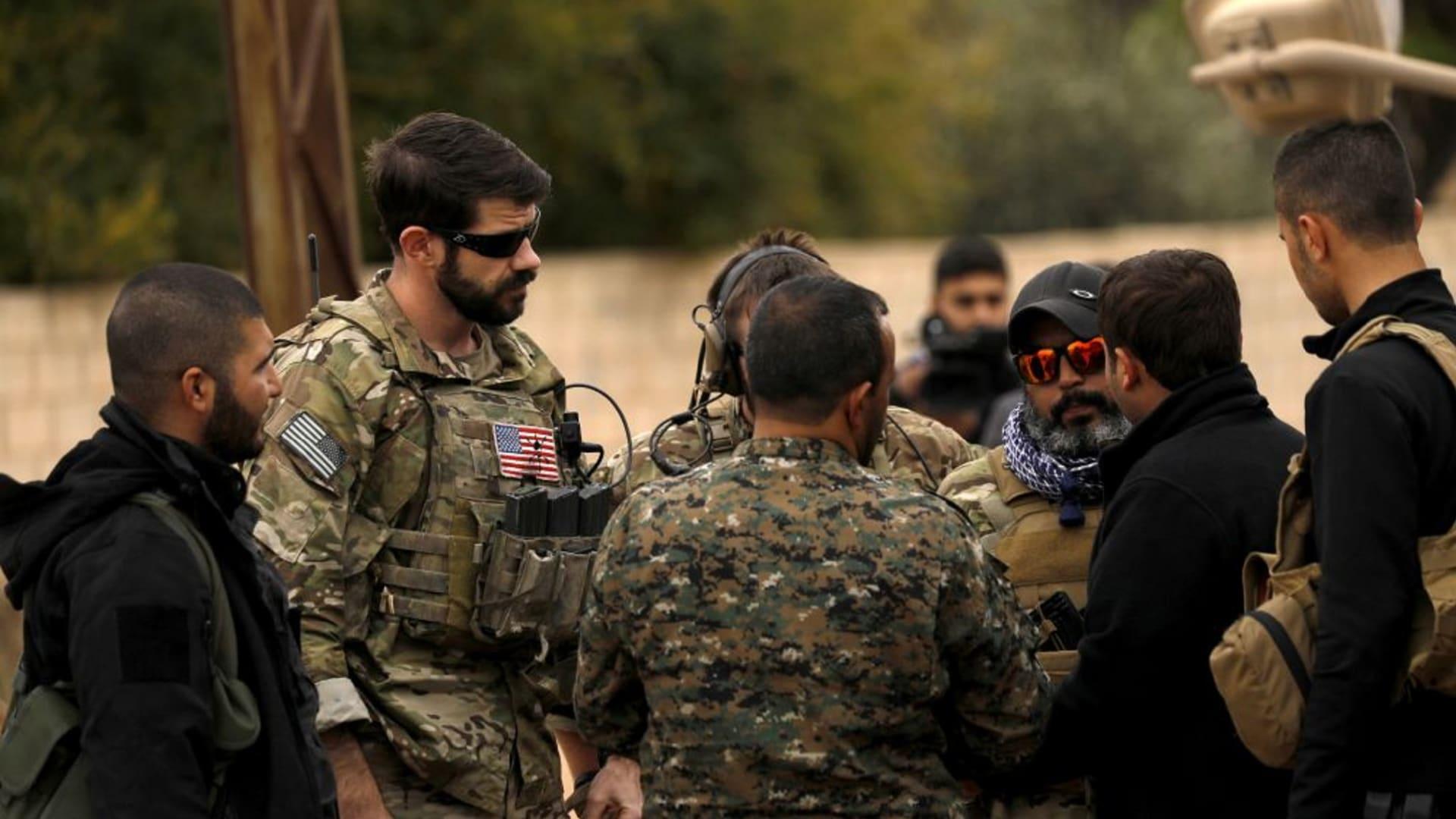 حصرياً.. لقطات نادرة للقتال في آخر ثكنات داعش بسوريا